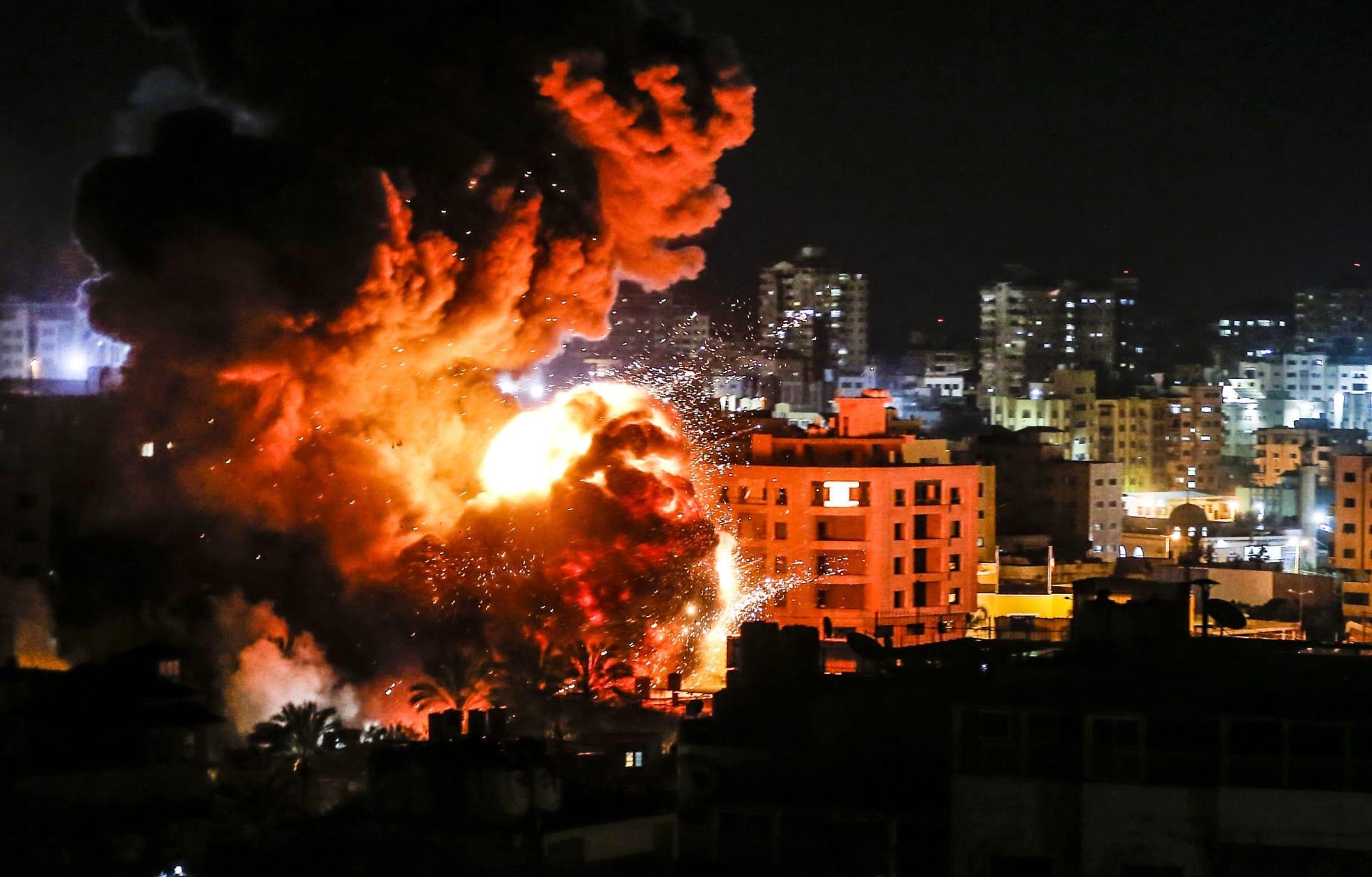 حماس تتنظر تطورا جديدا في جهود الوساطة المصرية لوقف إطلاق النار مع إسرائيل