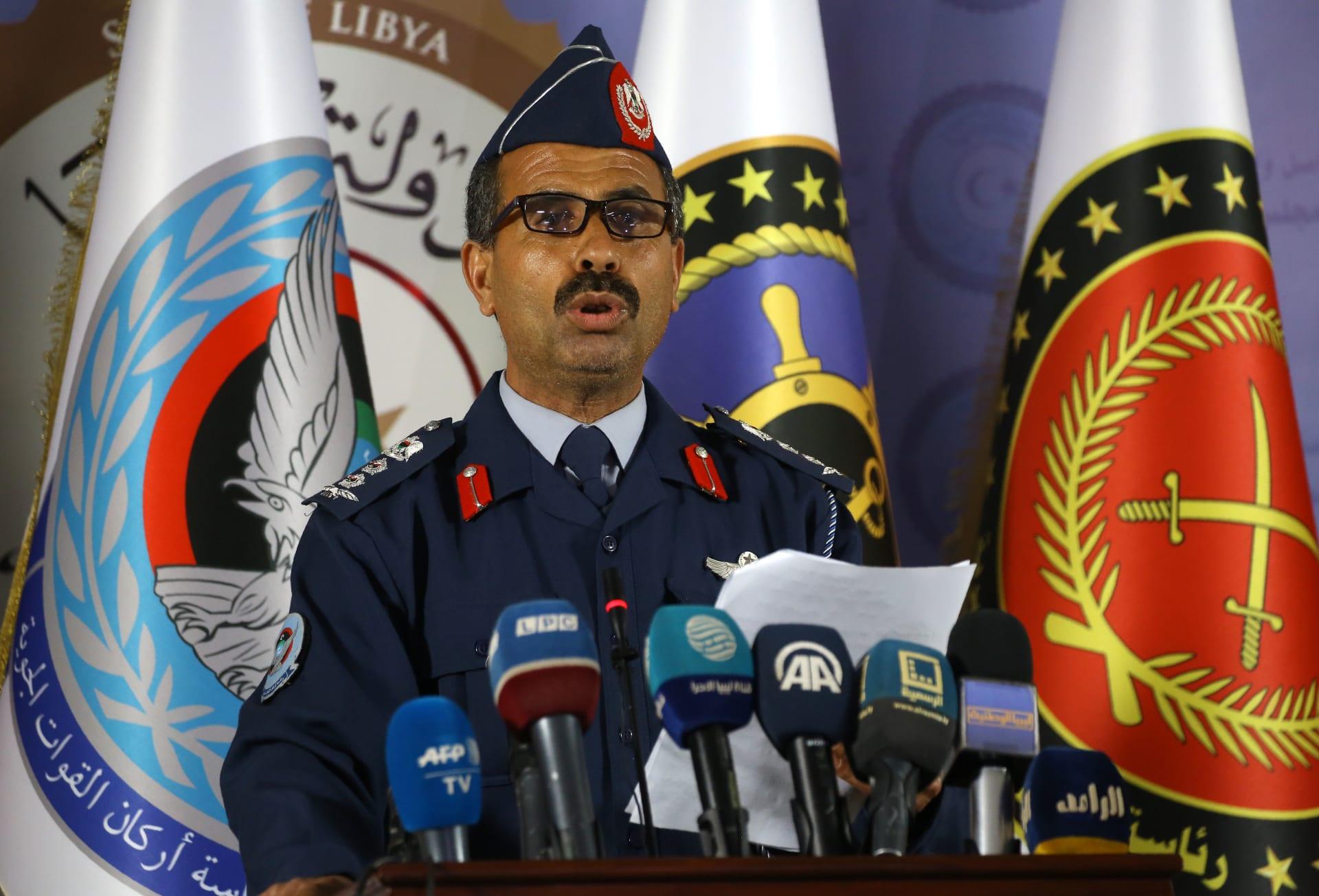 """أطلقت عملية """"بركان الغضب"""".. حكومة الوفاق تشن هجوما مضادا على الجيش الوطني الليبي"""