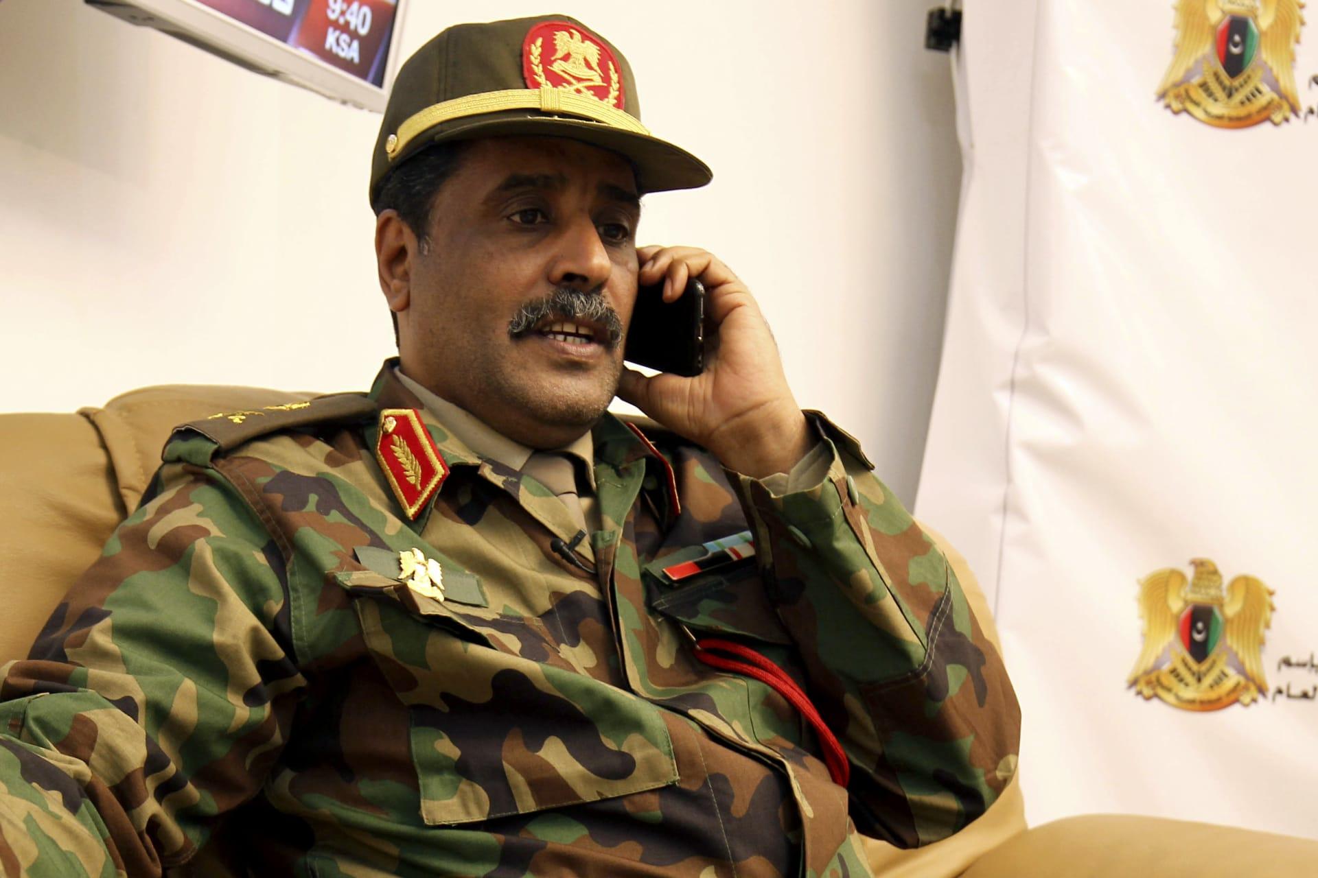 المتحدث باسم الجيش الوطني الليبي: تفاجأنا بوجود قوات أمريكية في طرابلس