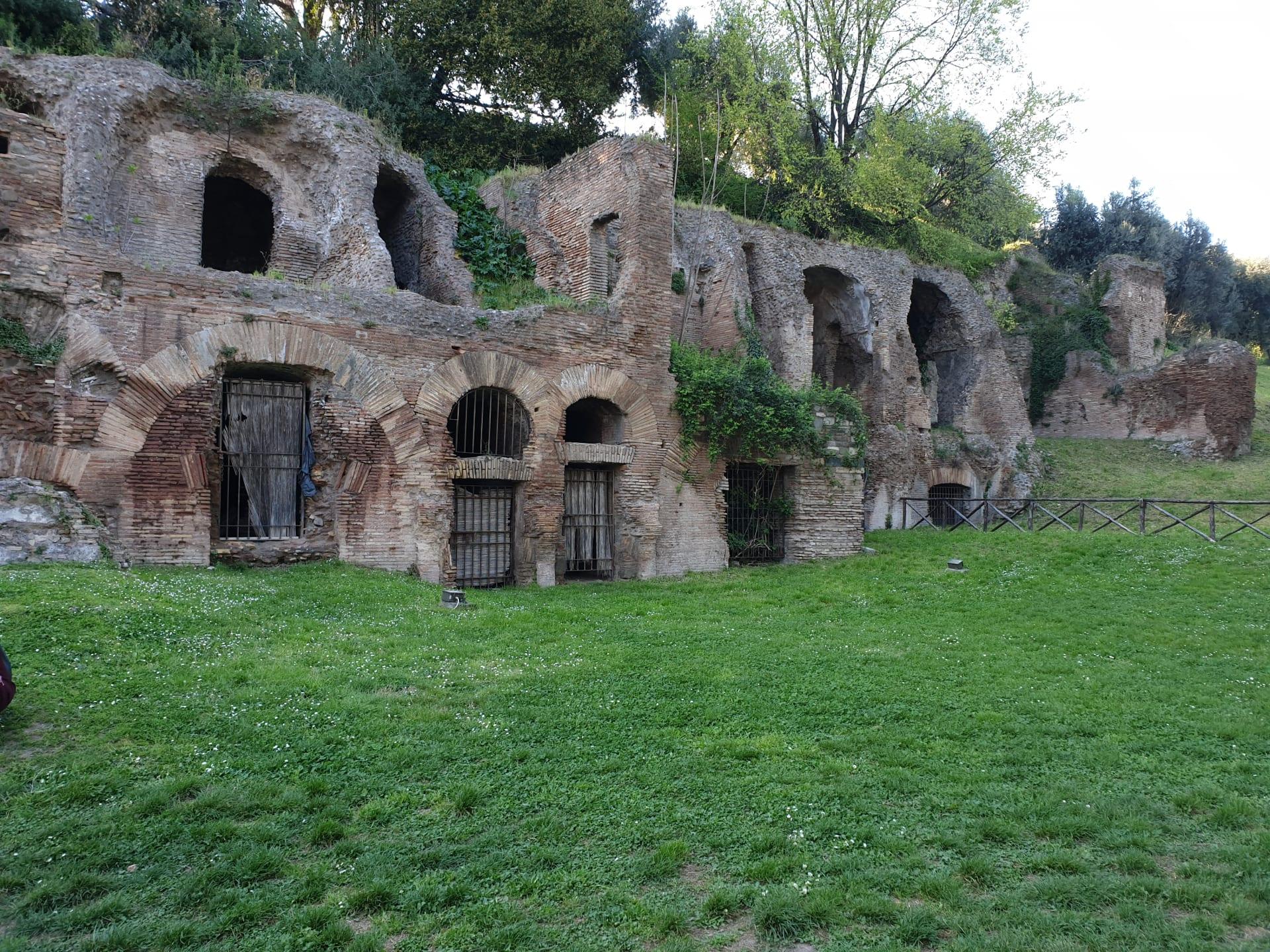 أجمل الأماكن التي يمكنك زيارتها في روما - هضبة بالاتين