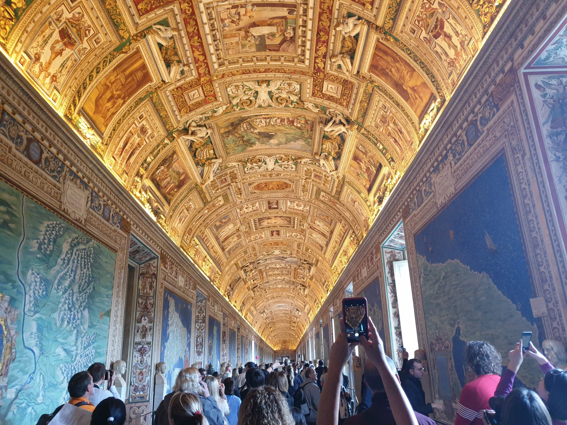 أجمل الأماكن التي يمكنك زيارتها في روما  - متاحف الفاتيكان