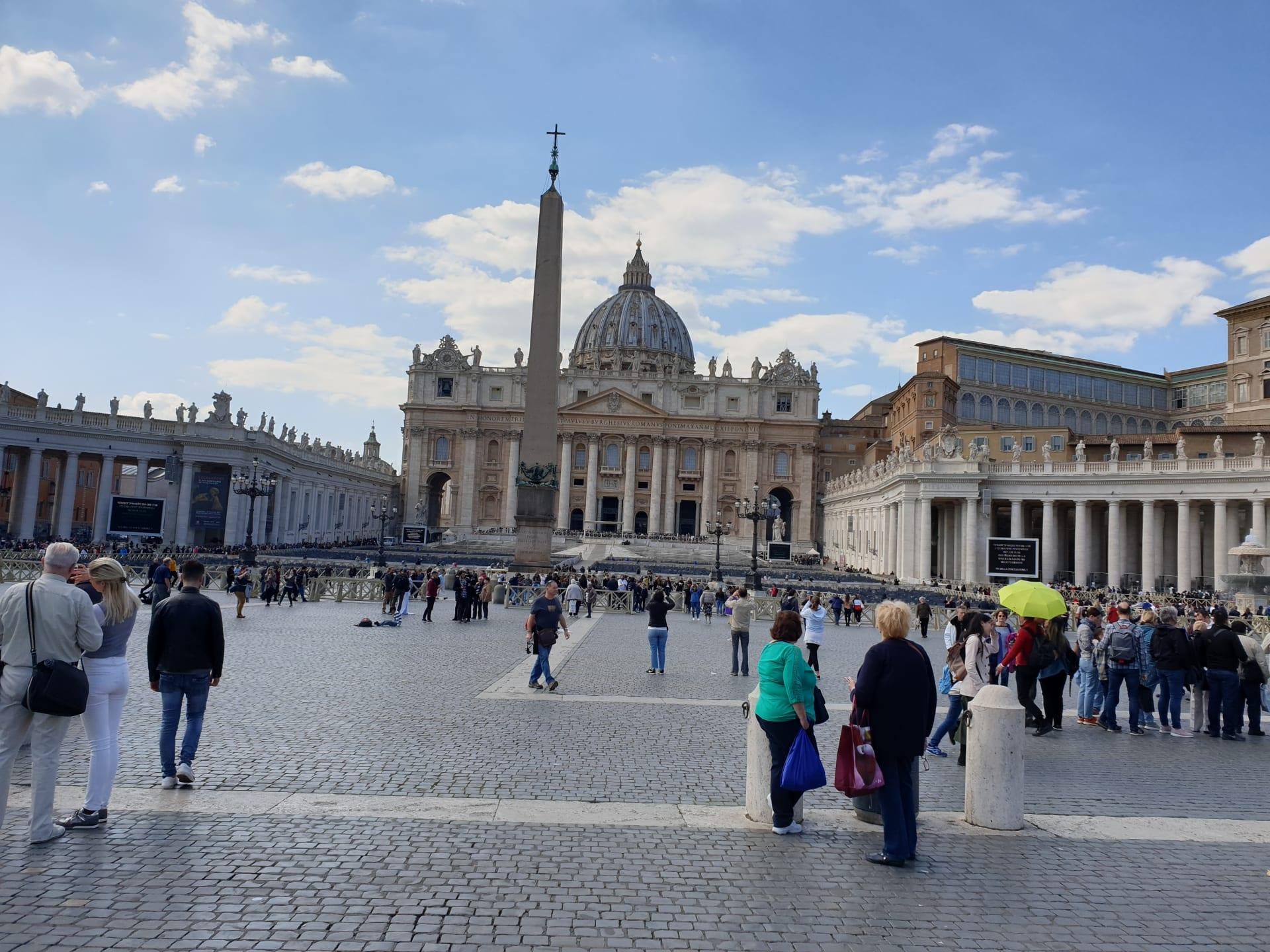 أجمل الأماكن التي يمكنك زيارتها في روما - كنيسة القديس بطرس