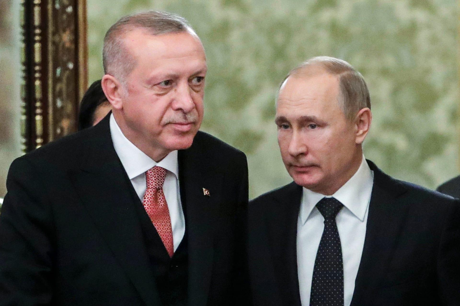 أردوغان: التجارة بالعملات المحلية تحمينا من إملاءات الدول الأخرى