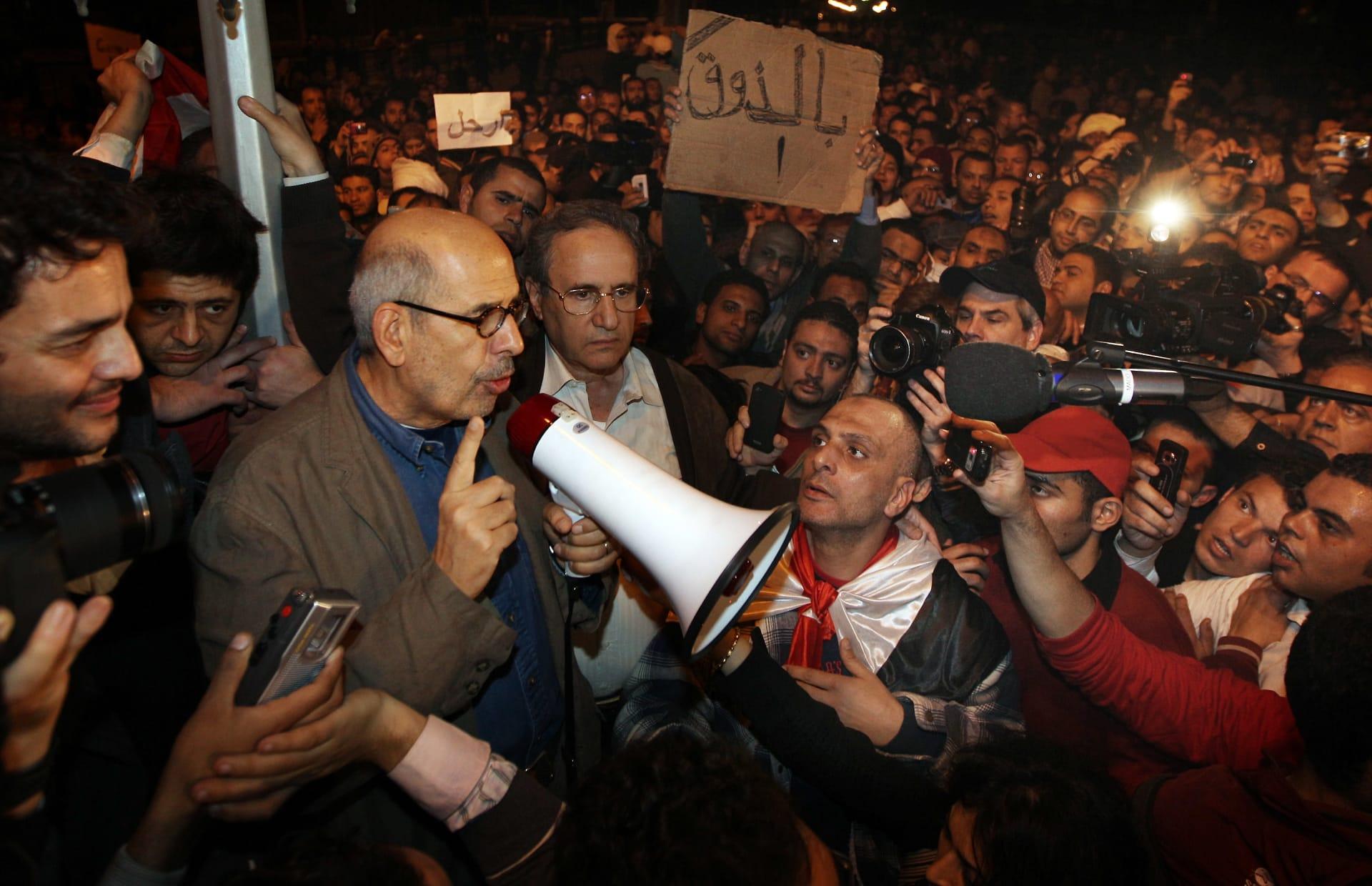 البرادعي: الربيع العربي ما زال حيا.. وهذه ركائز الانتقال للحكم الرشيد