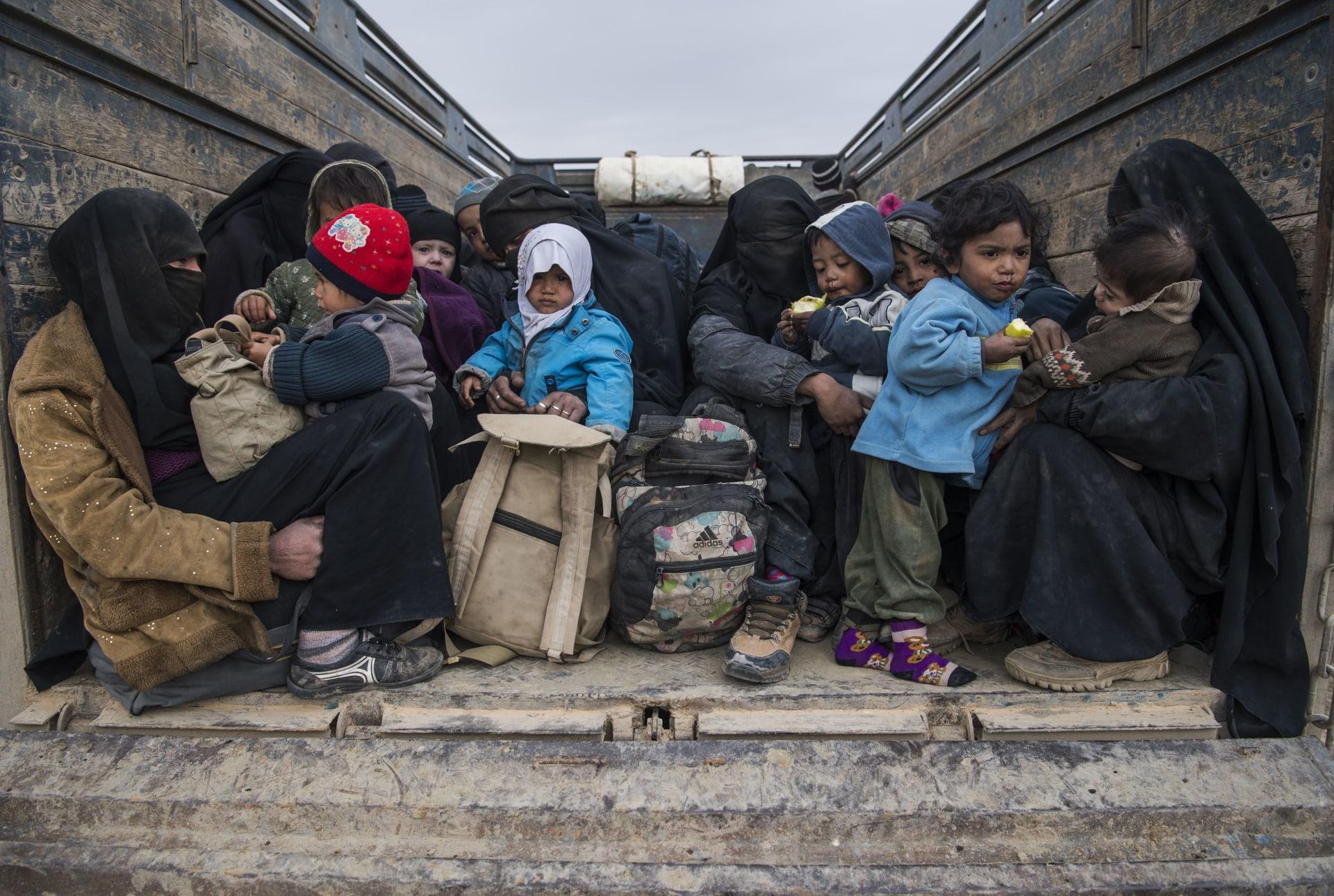 رأي.. کاملیا انتخابی فرد تكتب لـCNN: عائلات داعش يحتاجون إلى رحمة العالم