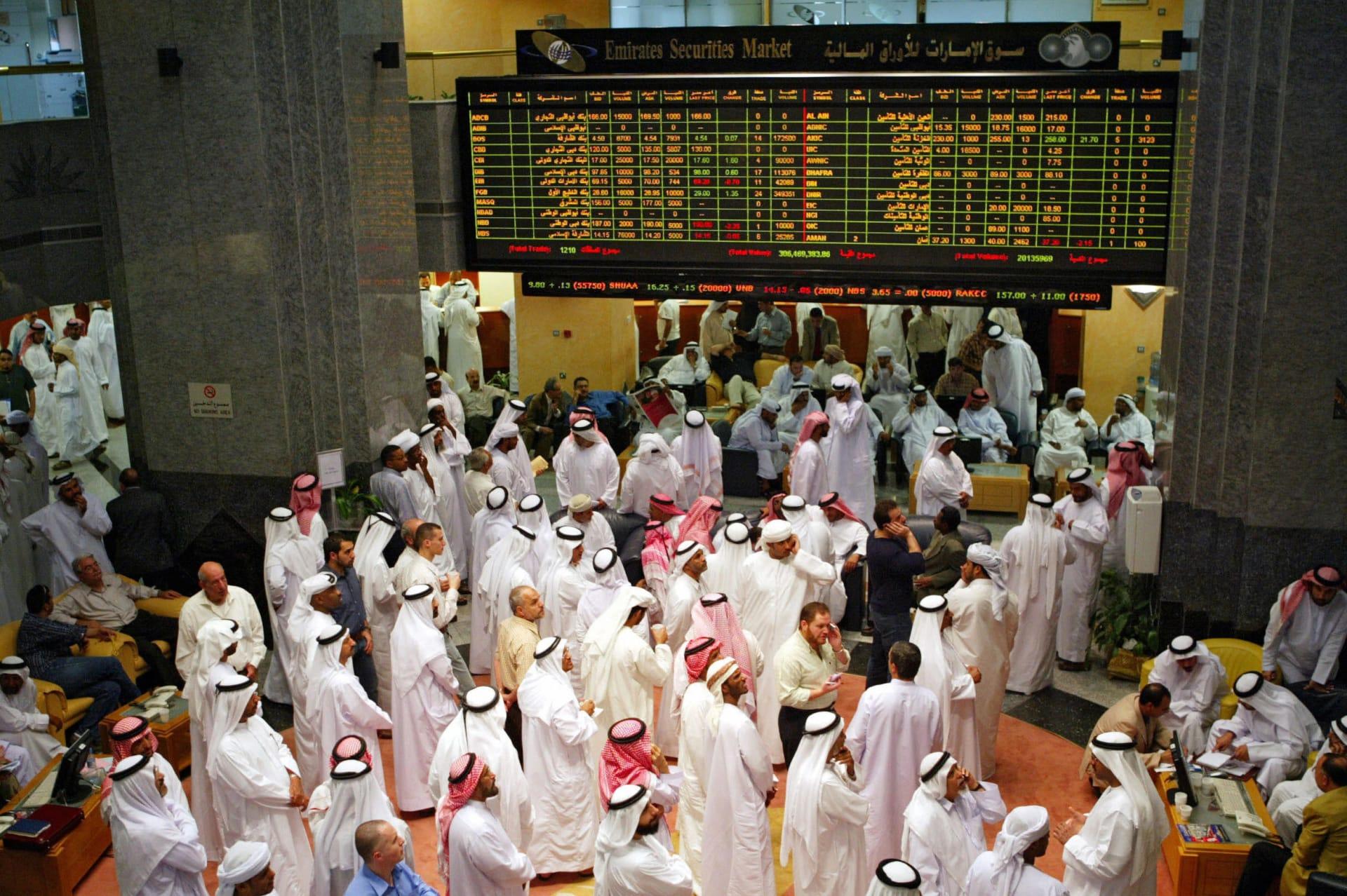 مكاسب قوية للأسهم السعودية وأبوظبي يقفز لأعلى مستوى في 13 عاما