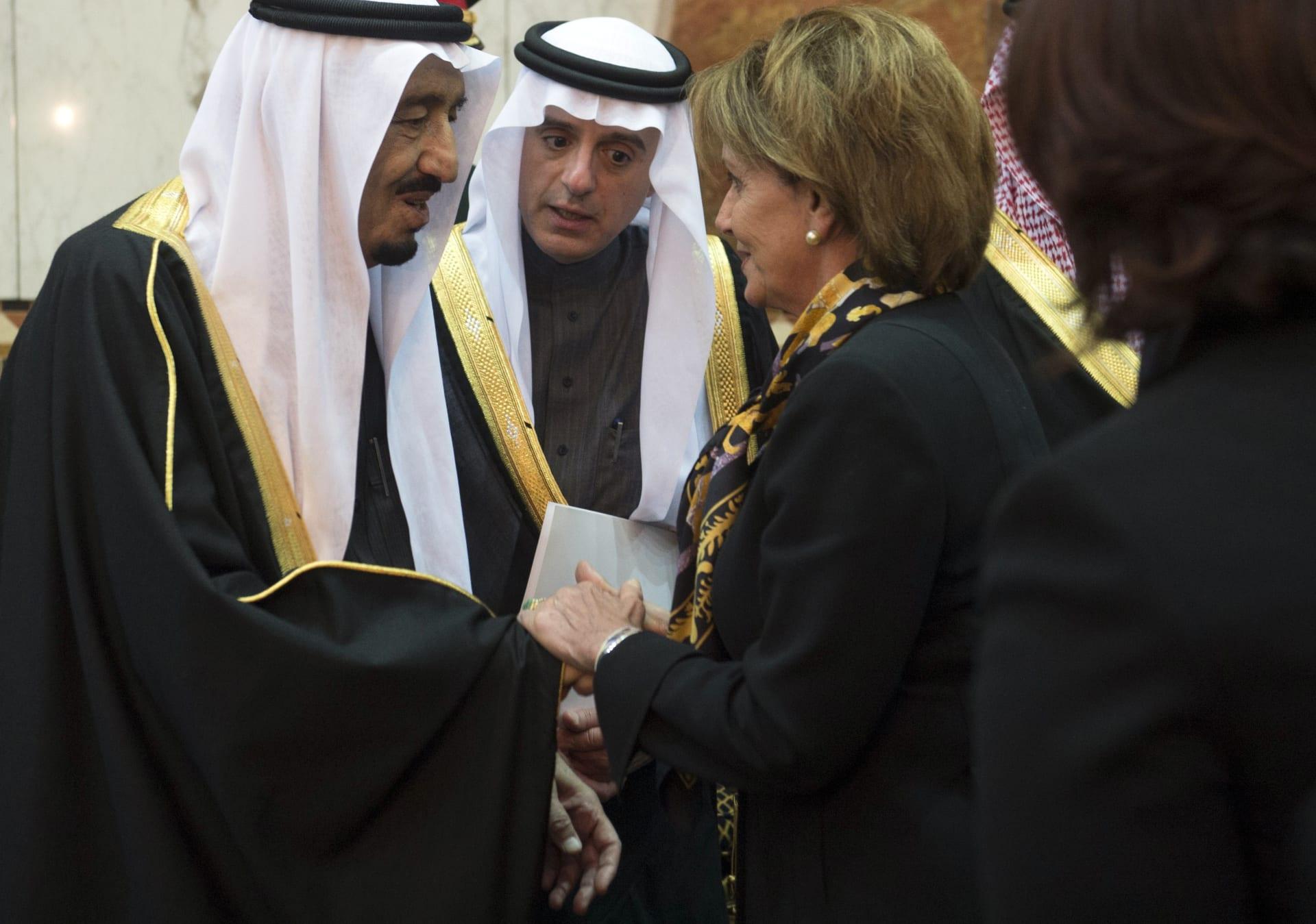 رئيسة مجلس النواب الأمريكي ترد على رفض ترامب وقف دعم السعودية في اليمن