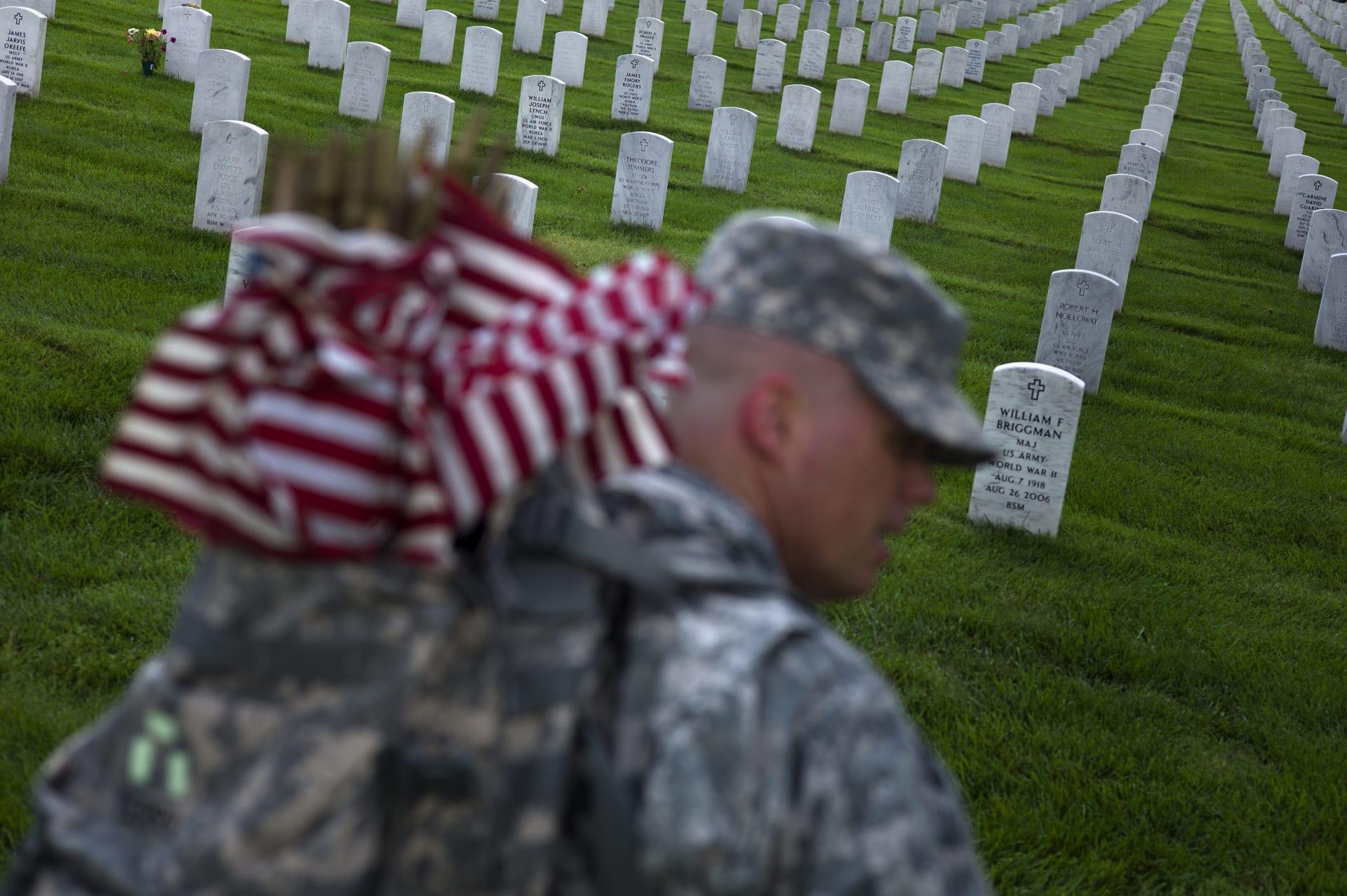 """موت جندي أمريكي في حادثة """"غير قتالية"""" في العراق"""