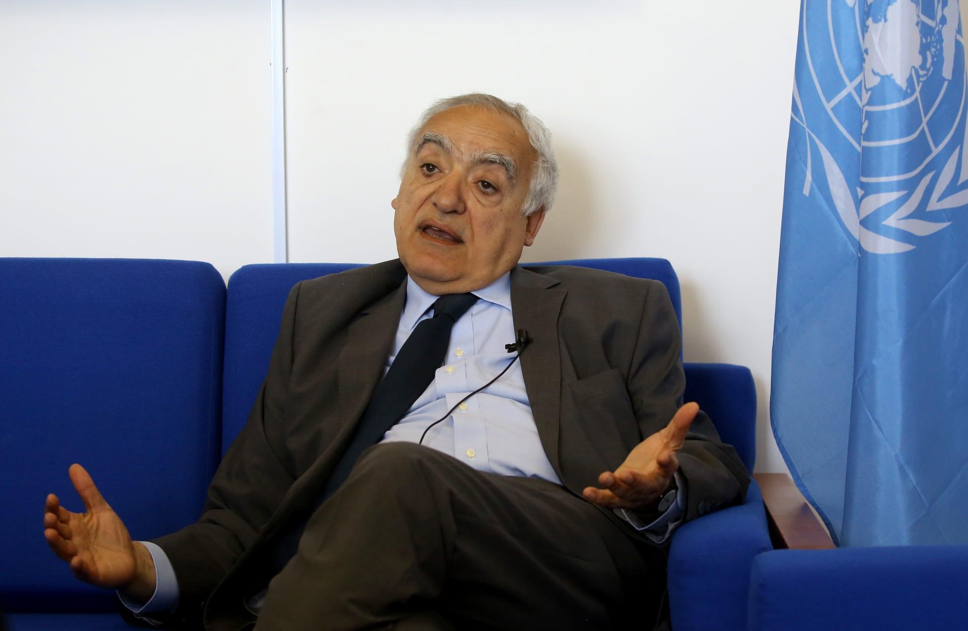 رسالة من المبعوث الأممي إلى ليبيا بعد أنباء عن محاولة اغتياله