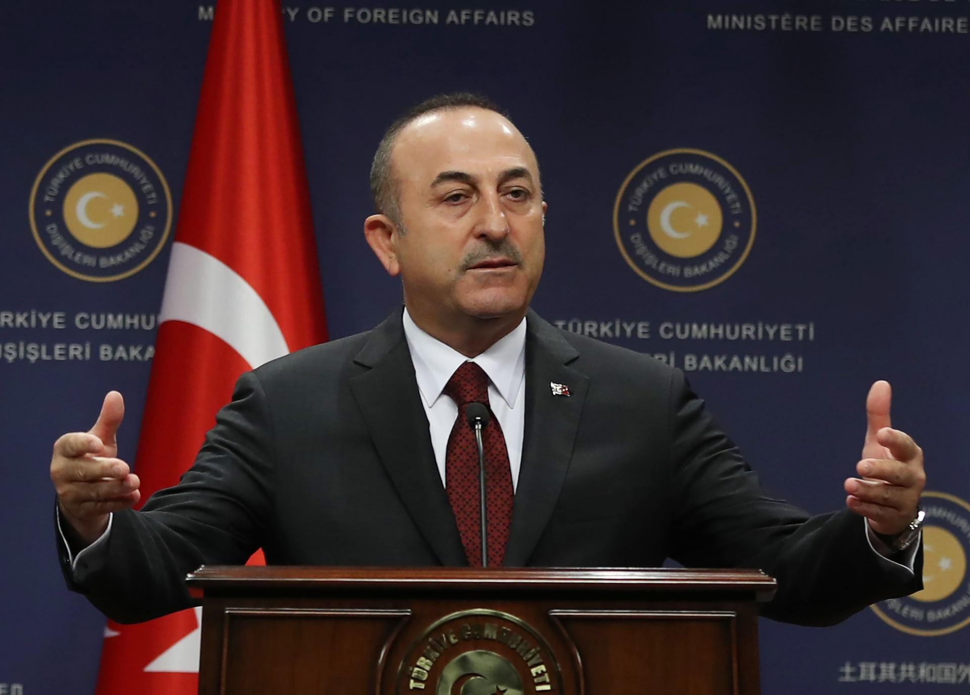 """تركيا عن قرار """"عدم تجديد الإعفاءات"""": لا نقبل الإملاءات في علاقاتنا مع الجيران"""