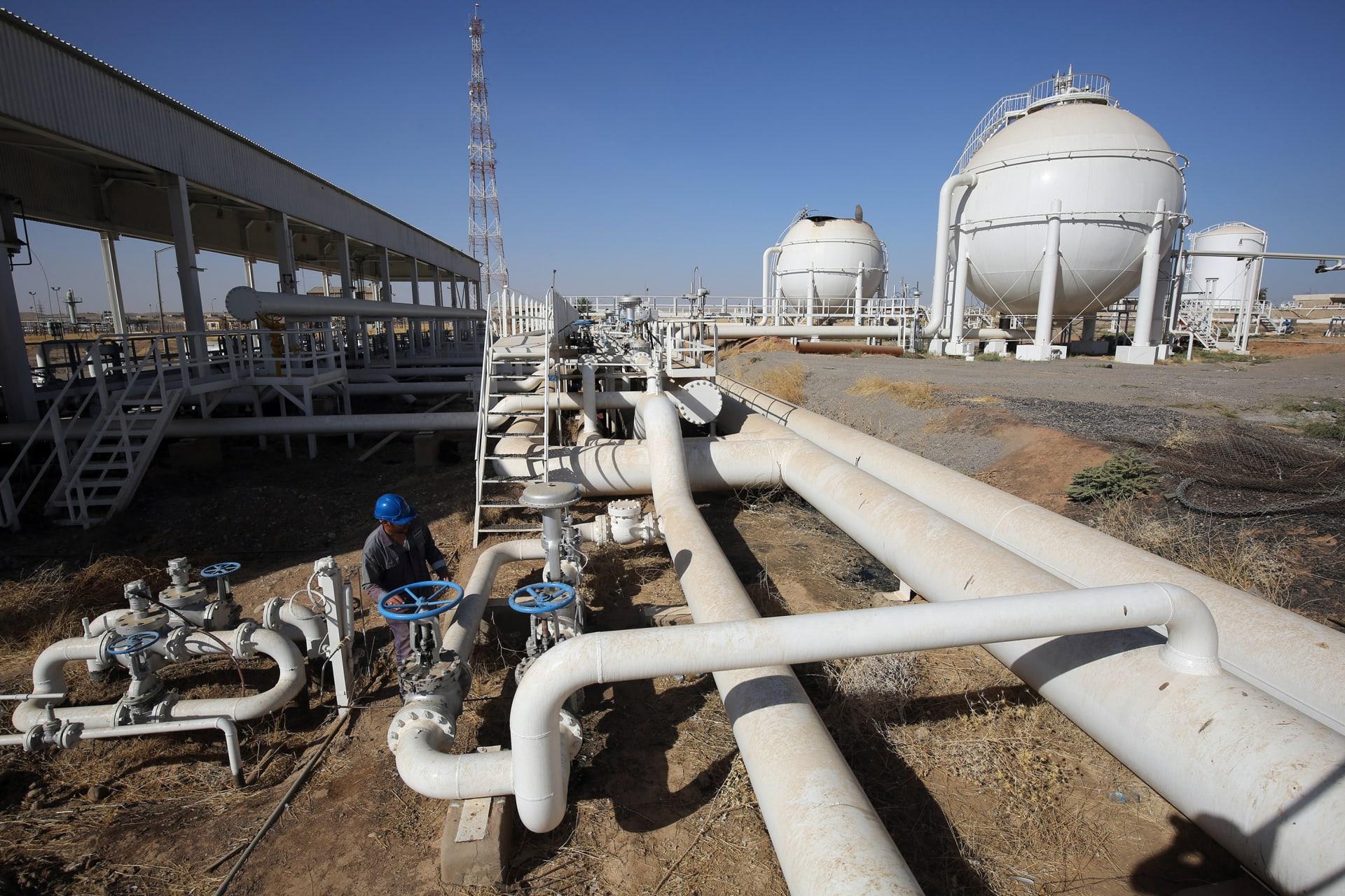 كيف تشكل المياه التحدي الأكبر لصناعة النفط العراقية؟