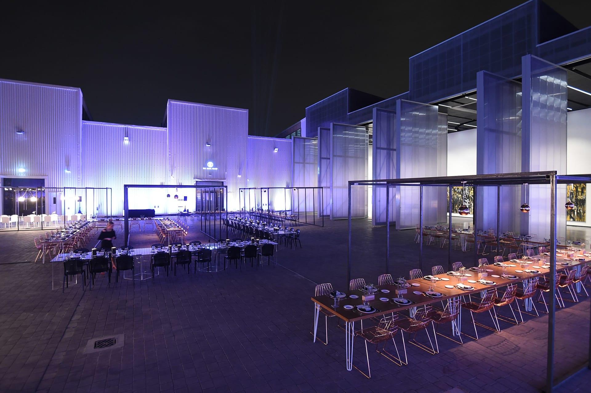 ما هي قائمة المشاريع العربية المرشحة لجائزة الآغا خان للعمارة عام 2019؟