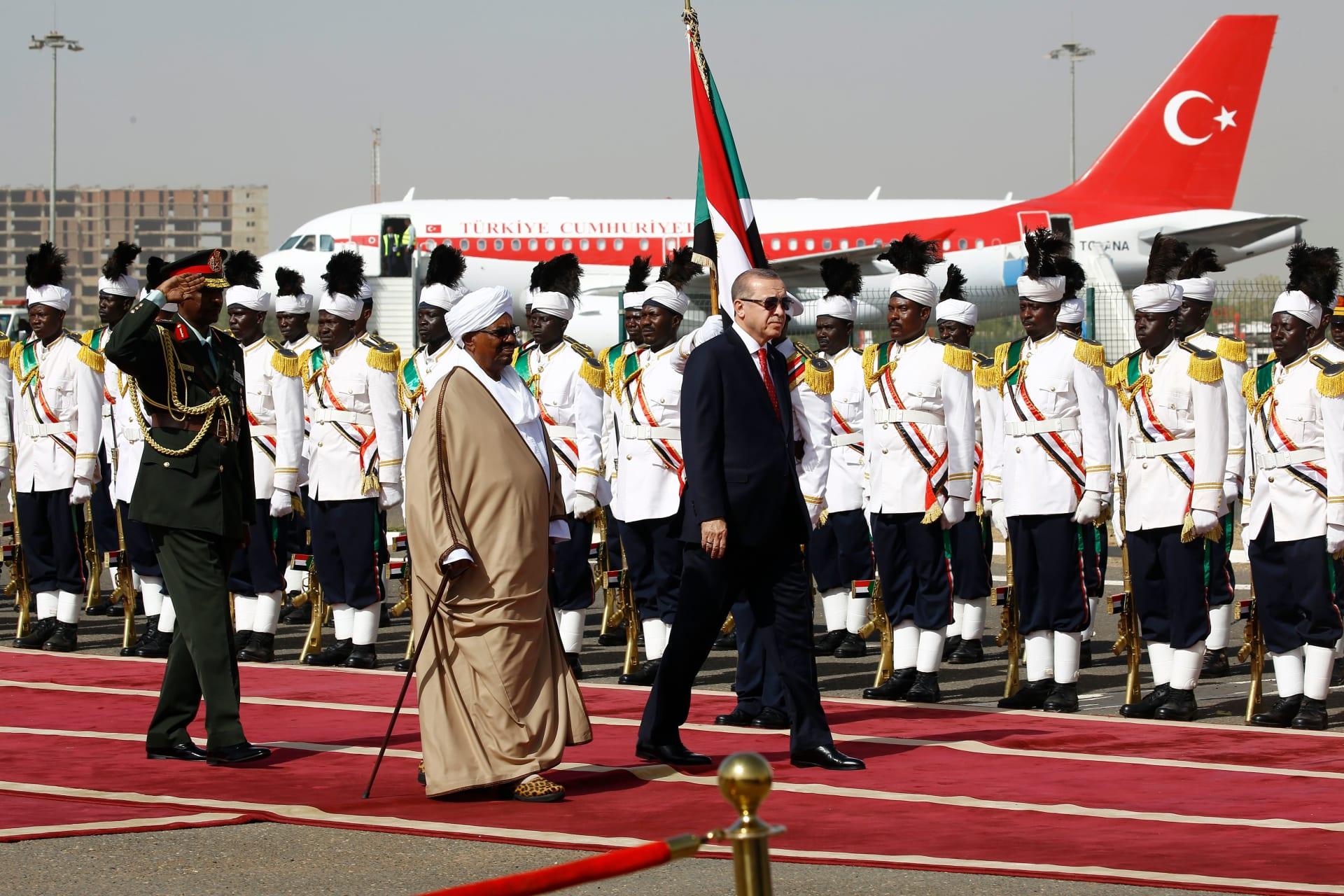 """تركيا ترد على أنباء حول إمكانية إلغاء اتفاقية """"جزيرة سواكن"""" السودانية"""