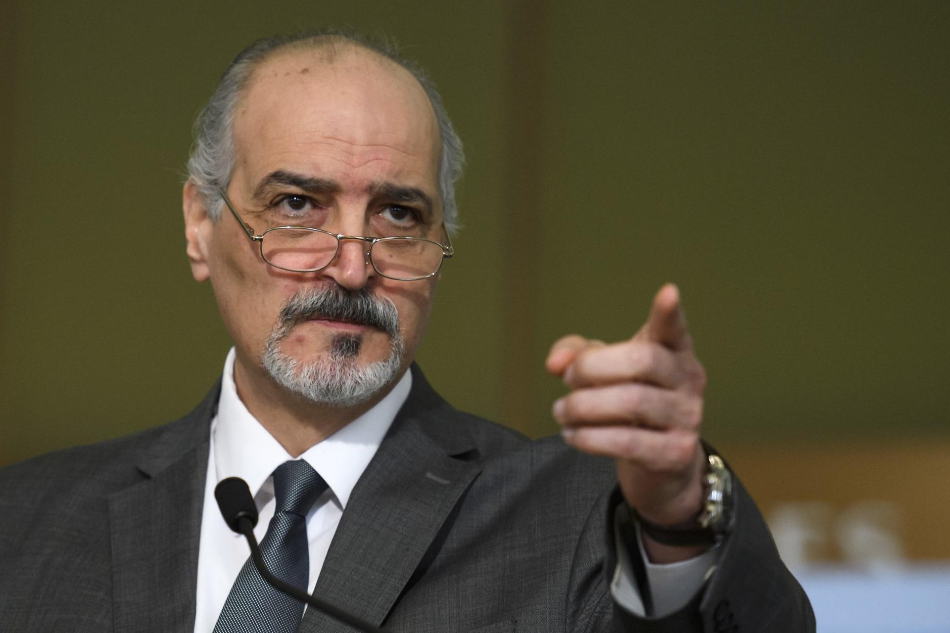 الجعفري: الاحتلال التركي للأراضي السورية أسوأ من الاحتلال الإسرائيلي