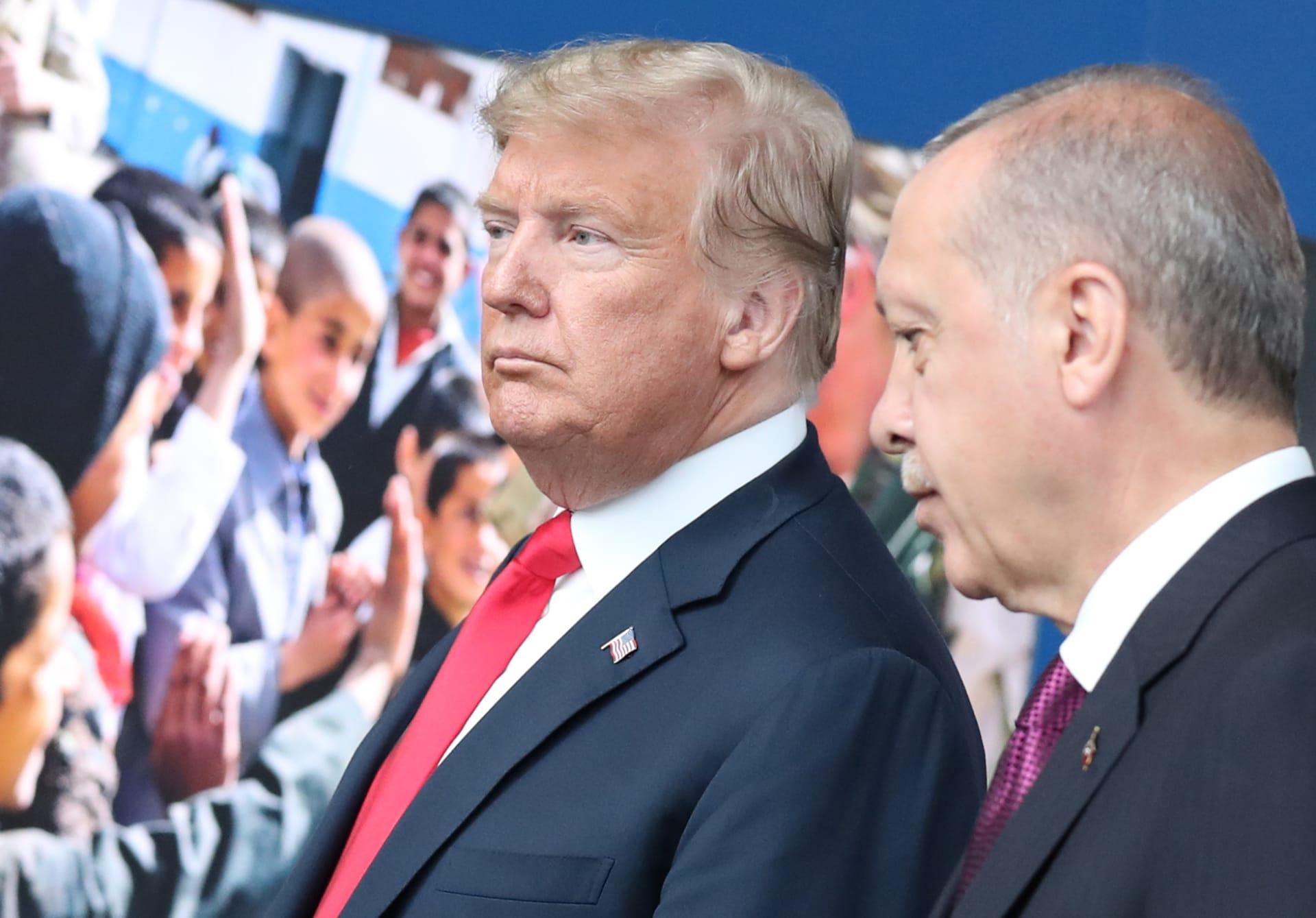 """في اتصال هاتفي.. أردوغان يقدم اقتراحا لترامب بشأن صفقة """"إس-400"""""""