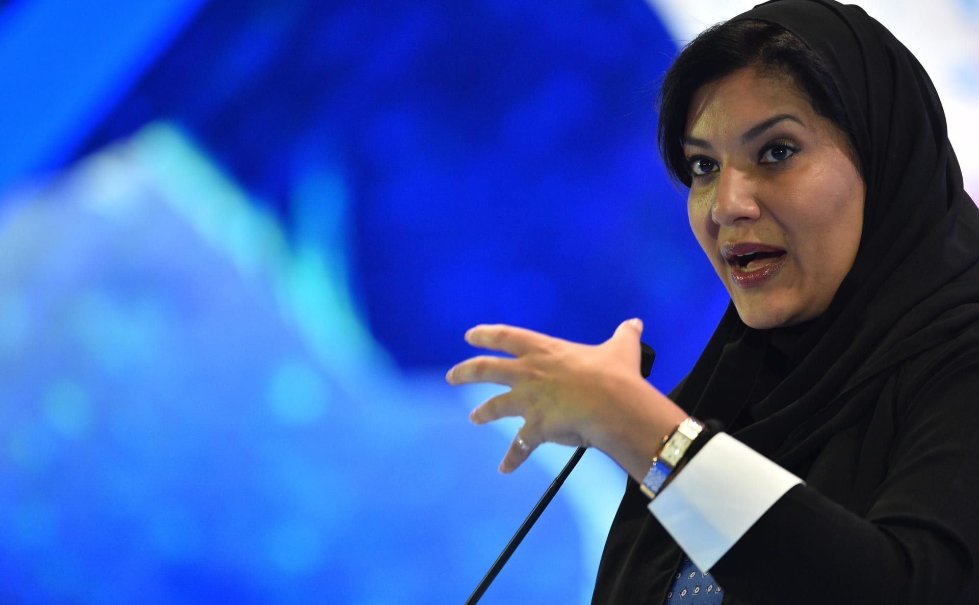 """السعودية ترد على أنباء حول تأييد ريما بنت بندر لـ""""إبادة الأرمن"""""""
