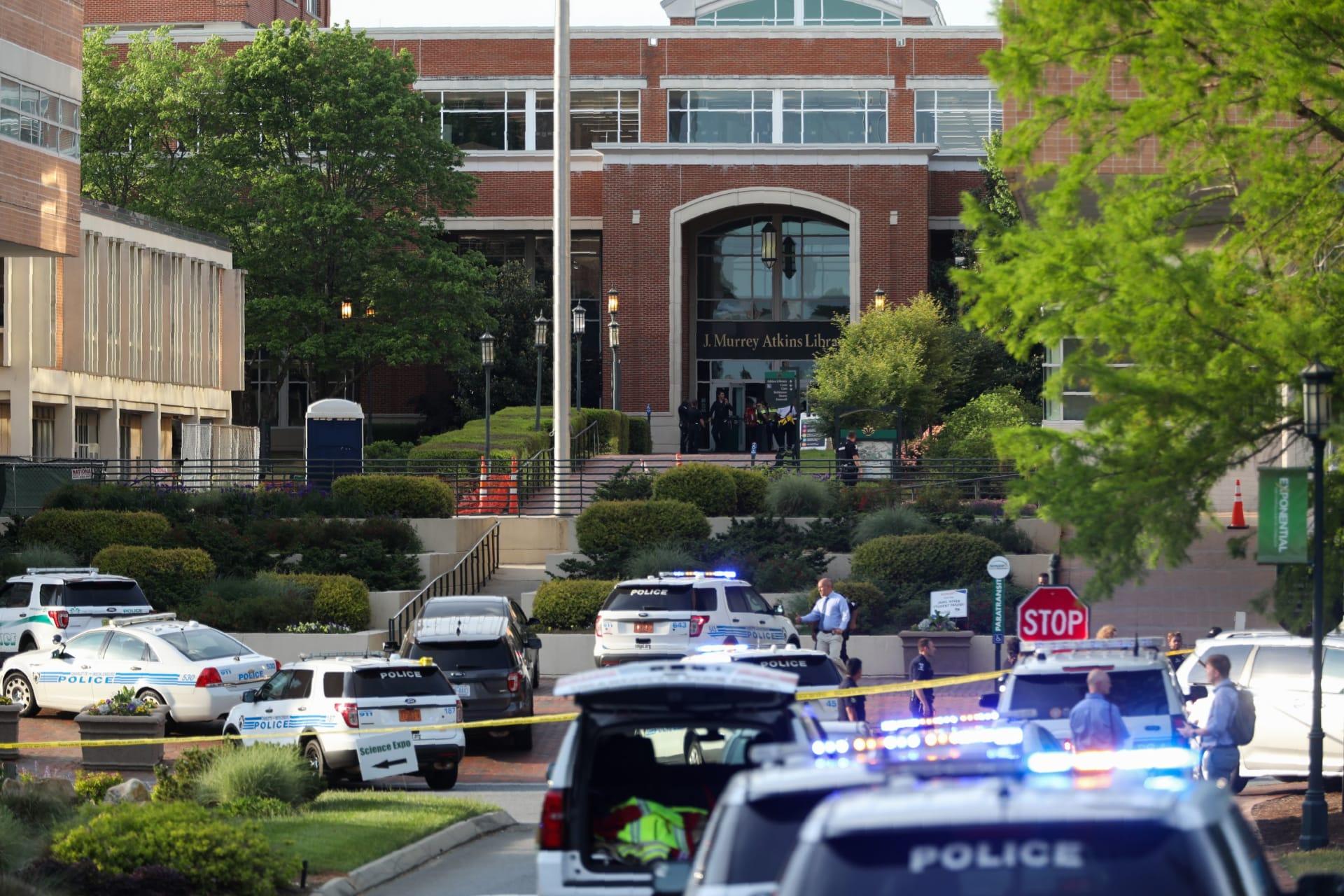 سفارة السعودية بأمريكا تُعقب على إصابة الطالب آل رمضان بإطلاق نار في نورث كارولينا