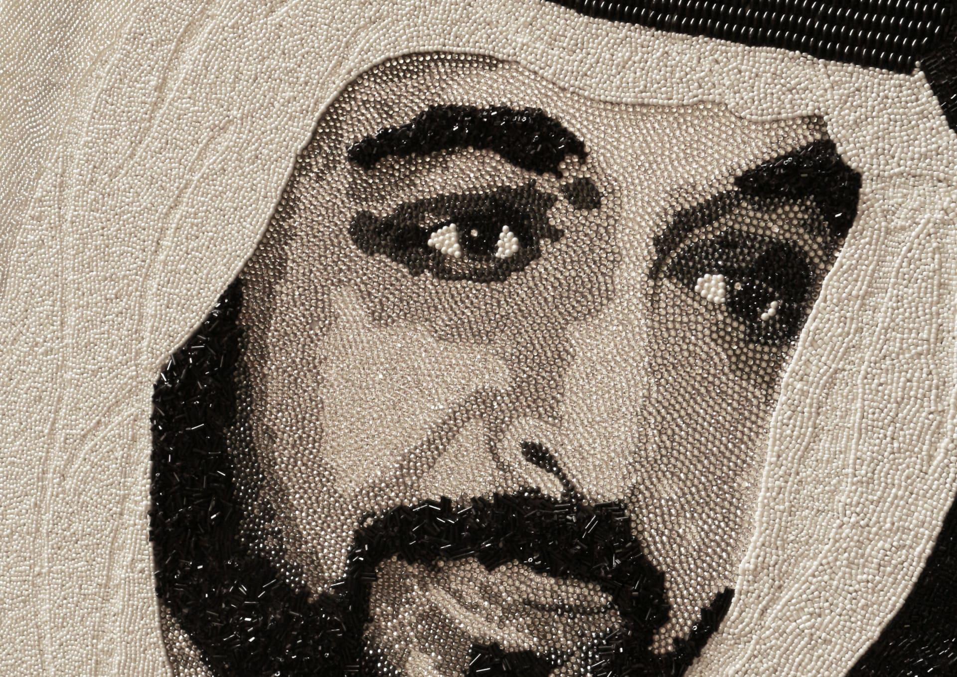 بأكثر من بمليوني بلورة سواروفسكي.. كم تكلف هذه اللوحات الكريستالية لقادة الإمارات؟