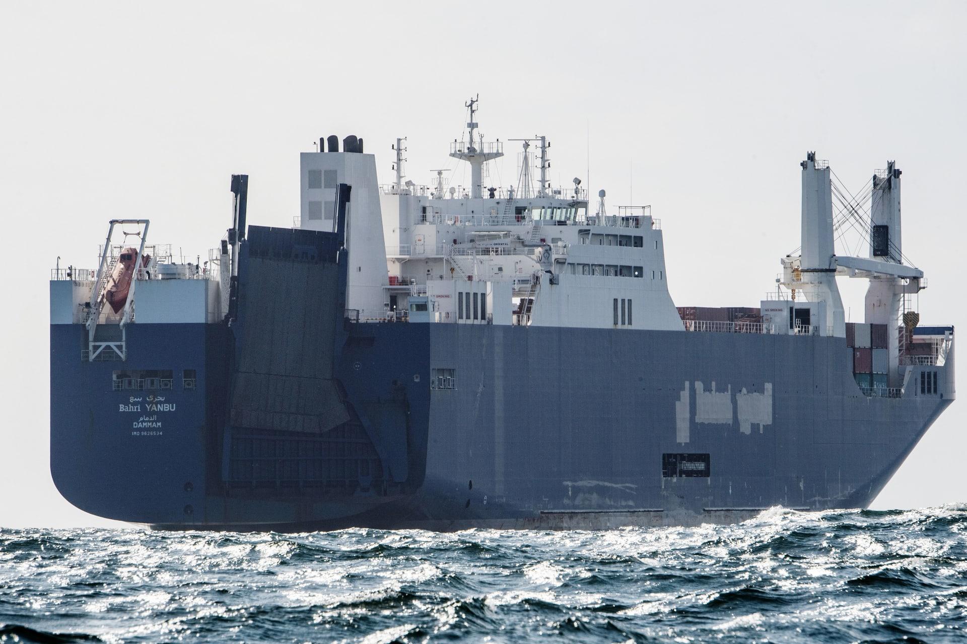 لماذا غادرت سفينة شحن سعودية ميناء فرنسيا دون شحنة أسلحة؟