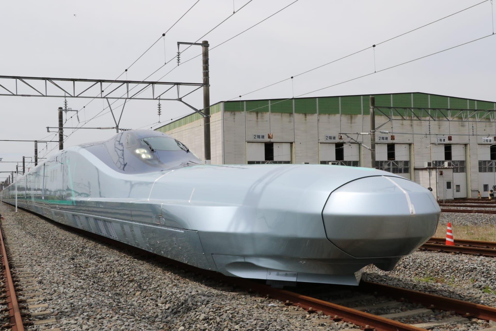 """قطار """"طلقة"""" جديد هو الأسرع في العالم.. كم تبلغ سرعته؟"""