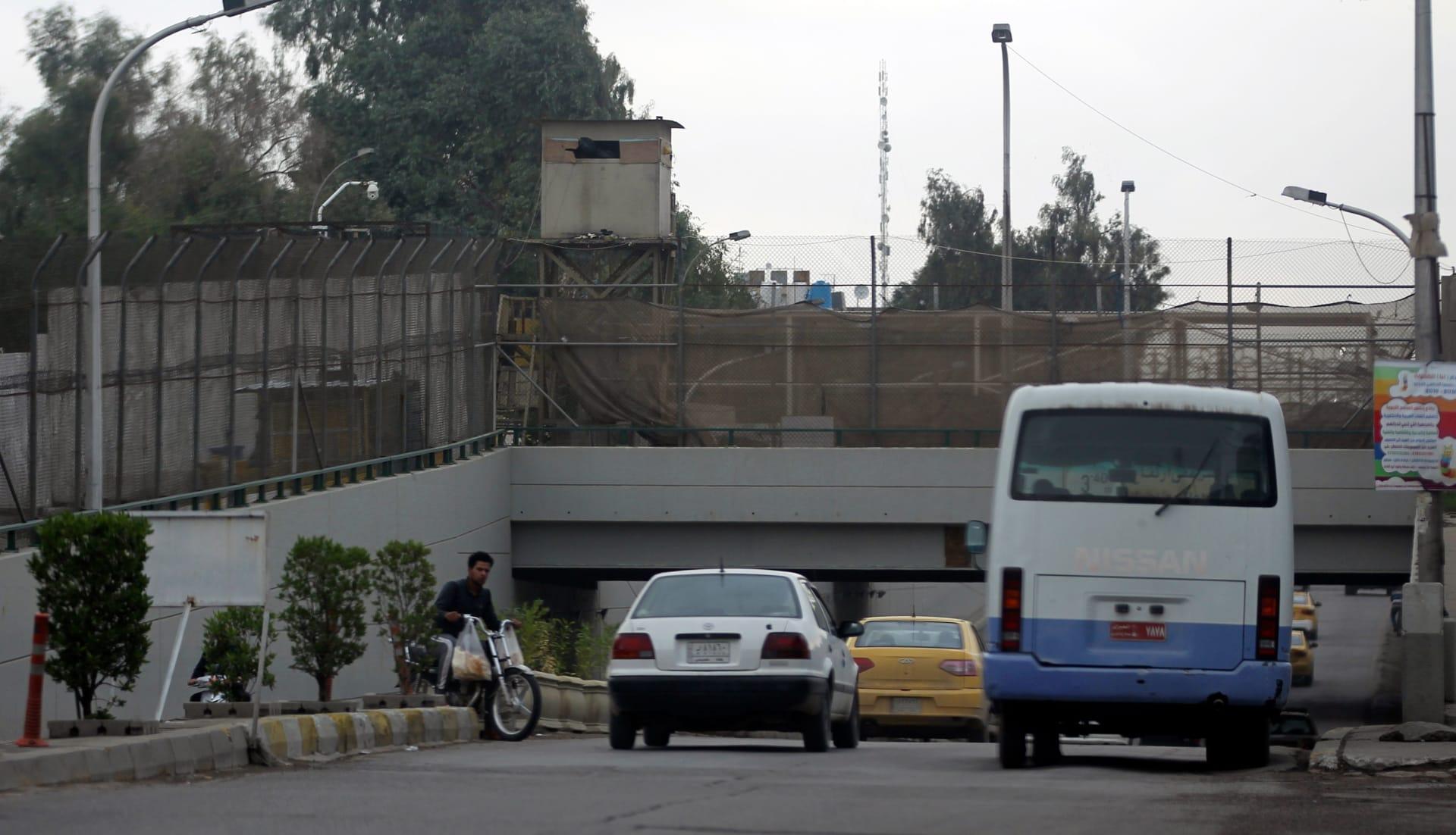 """صاروخ كاتيوشا يستهدف """"المنطقة الخضراء"""" في بغداد.. فما أهميتها؟"""