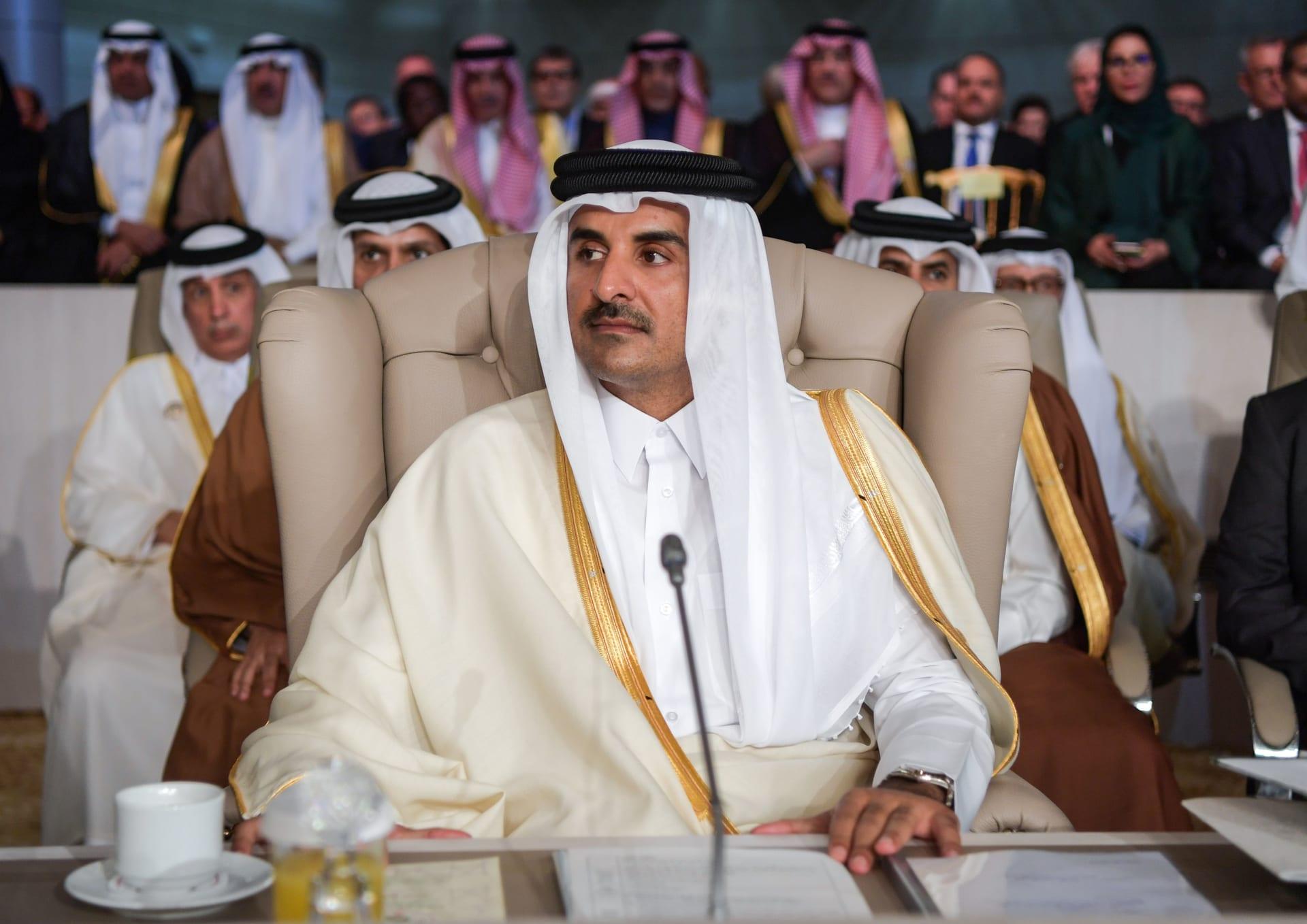 """بعد أن نفت قطر دعوتها لـ""""قمة مكة"""".. الجامعة العربية تصدر بيان تعميم"""