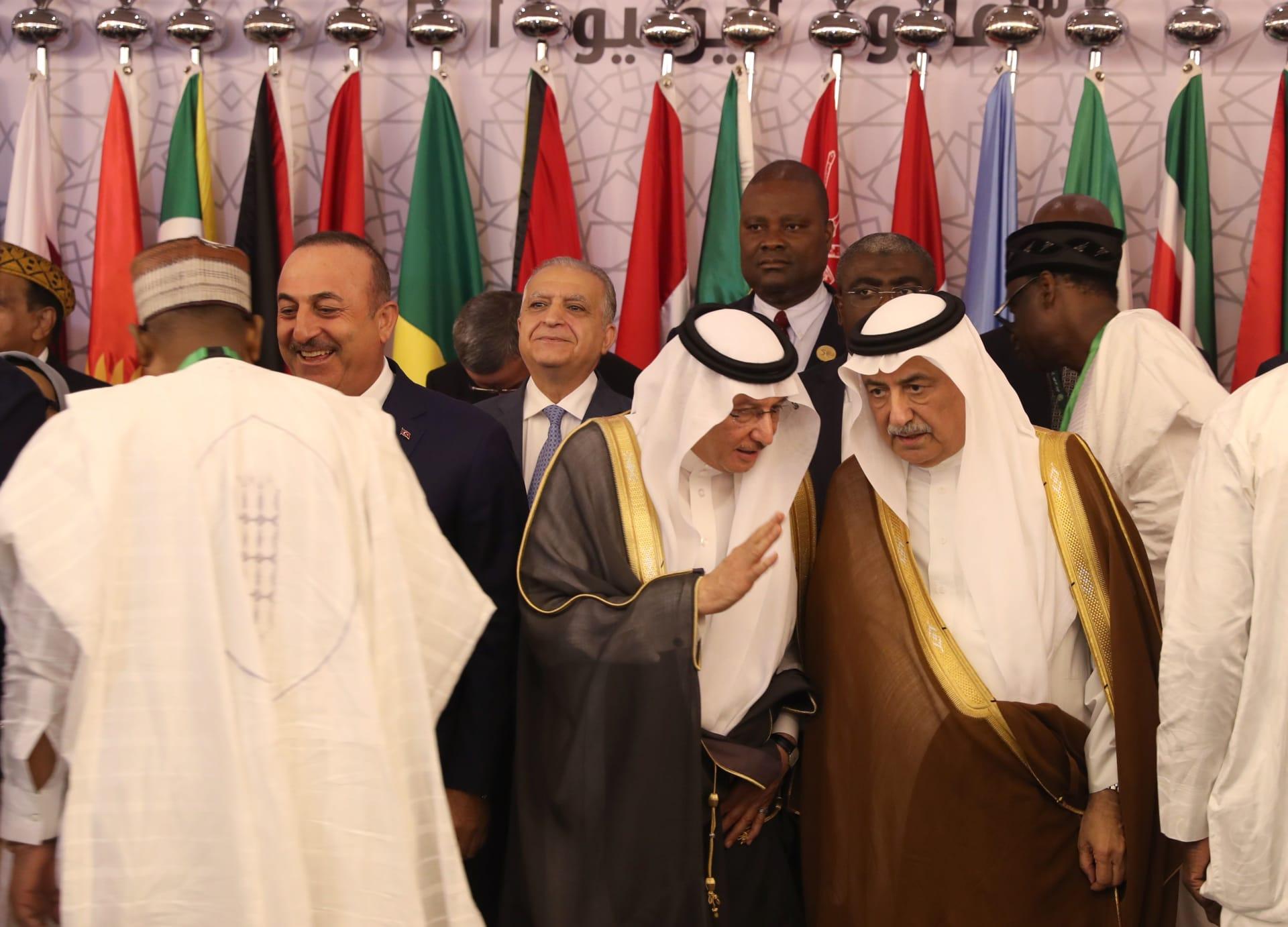 إيران ترد على وزير الخارجية السعودي وتدعو للتركيز على القضية الفلسطينية