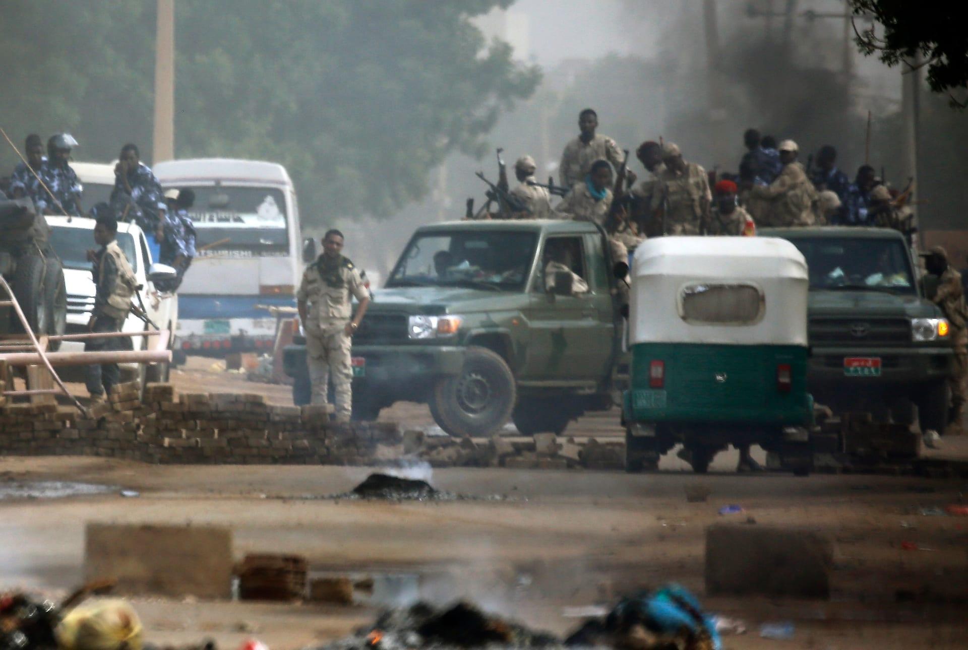 السفارة الأمريكية في السودان تطالب بوقف الهجمات ضد المتظاهرين