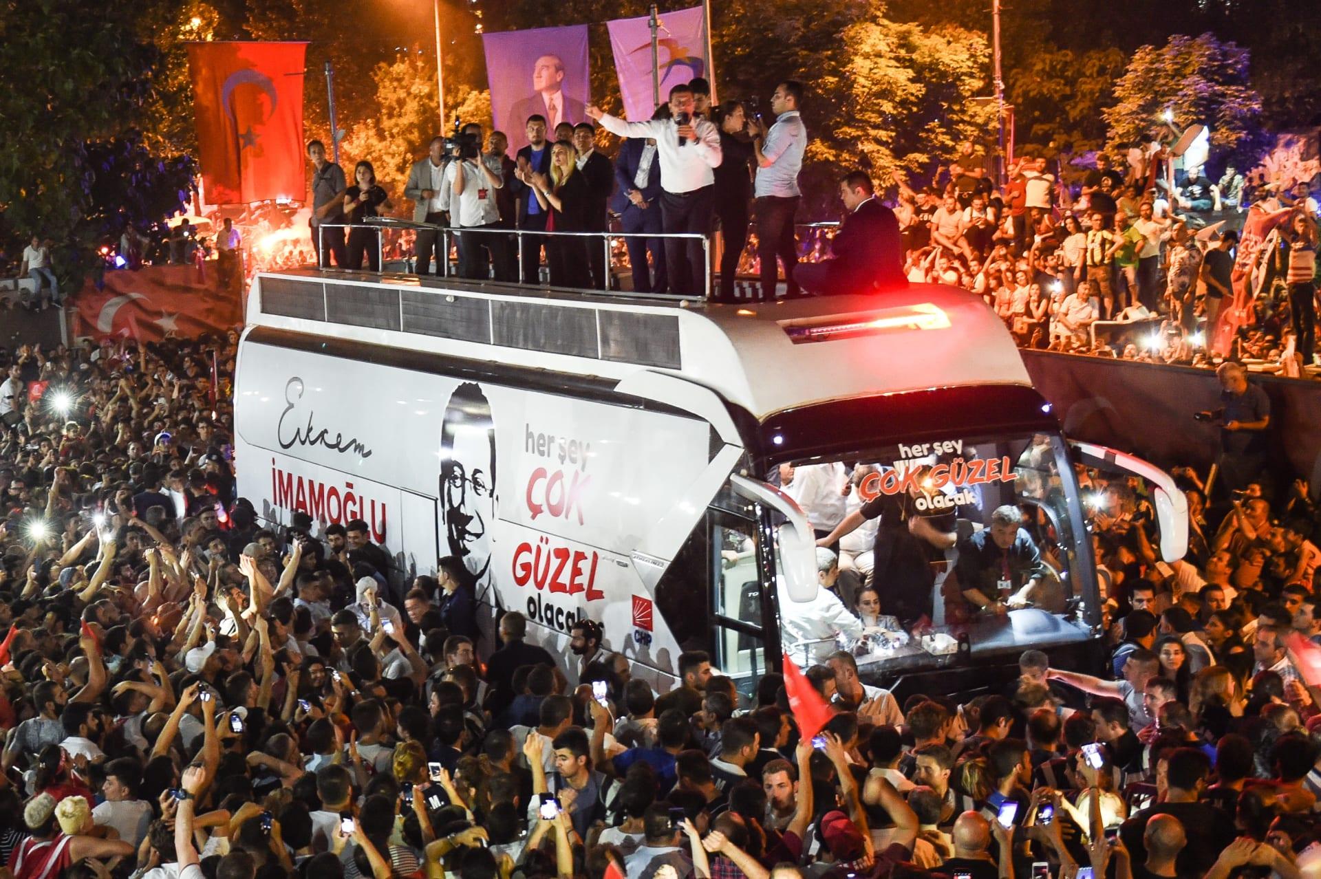 ماذا تعني خسارة أردوغان لإسطنبول؟