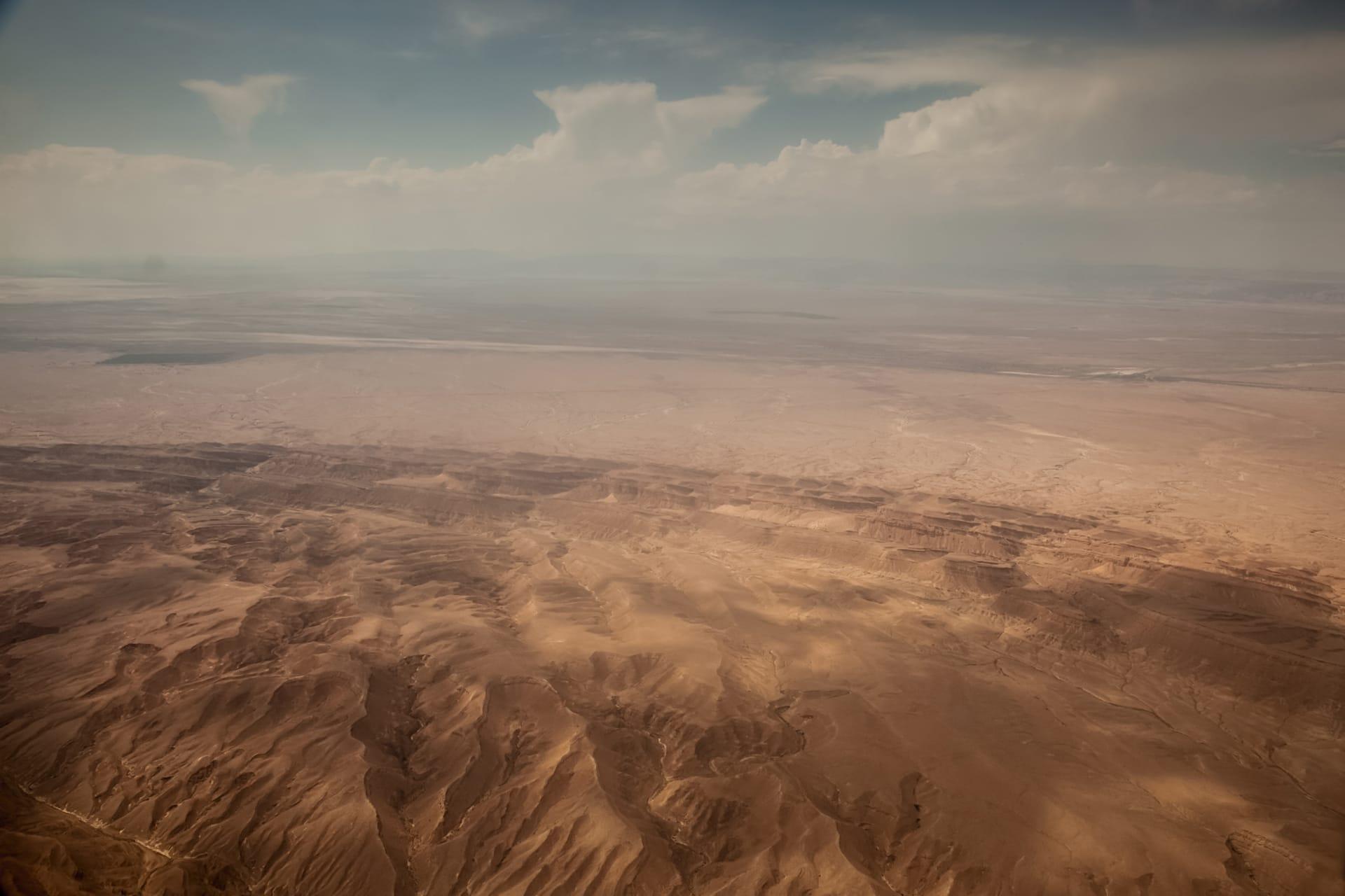 """مشاهد """"سحرية"""" من الصحاري.. كيف تبين أزمة تهدد الشرق الأوسط وشمال أفريقيا؟"""