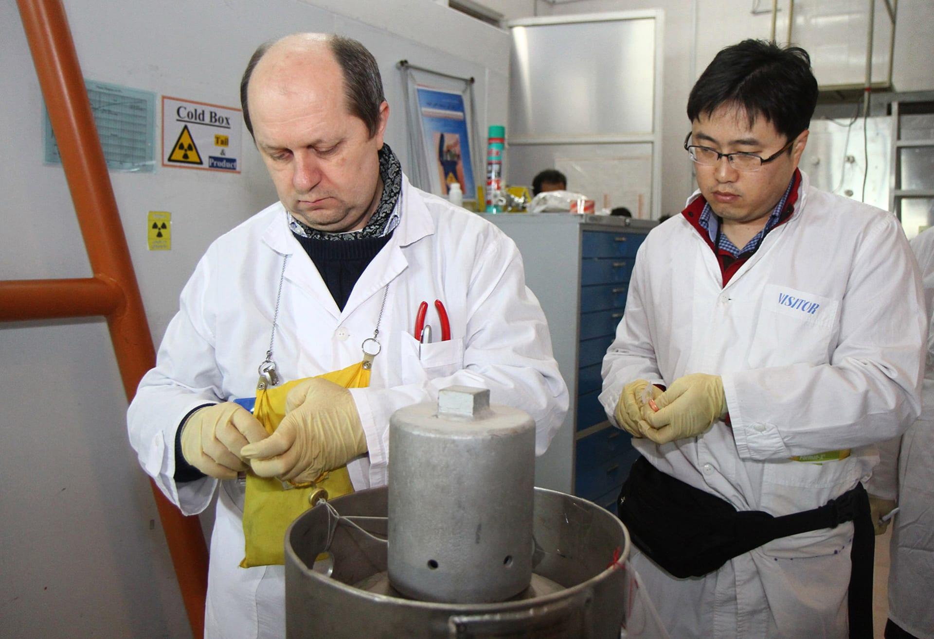 بعد أن تجاوزت 3.67%.. إيران تهدد بوصول مستوى تخصيب اليورانيوم إلى 20%