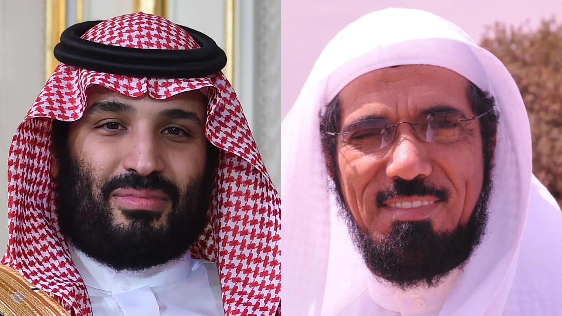 نجل سلمان العودة يكشف لـCNN تفاصيل لقاءات والده مع محمد بن سلمان وموقفه من أفكاره