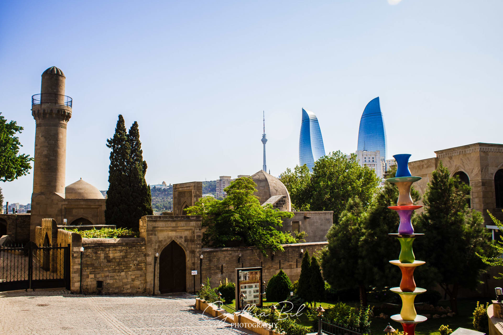 ما هي الأمور التي تستطيع اختبارها بأذربيجان مجاناً؟