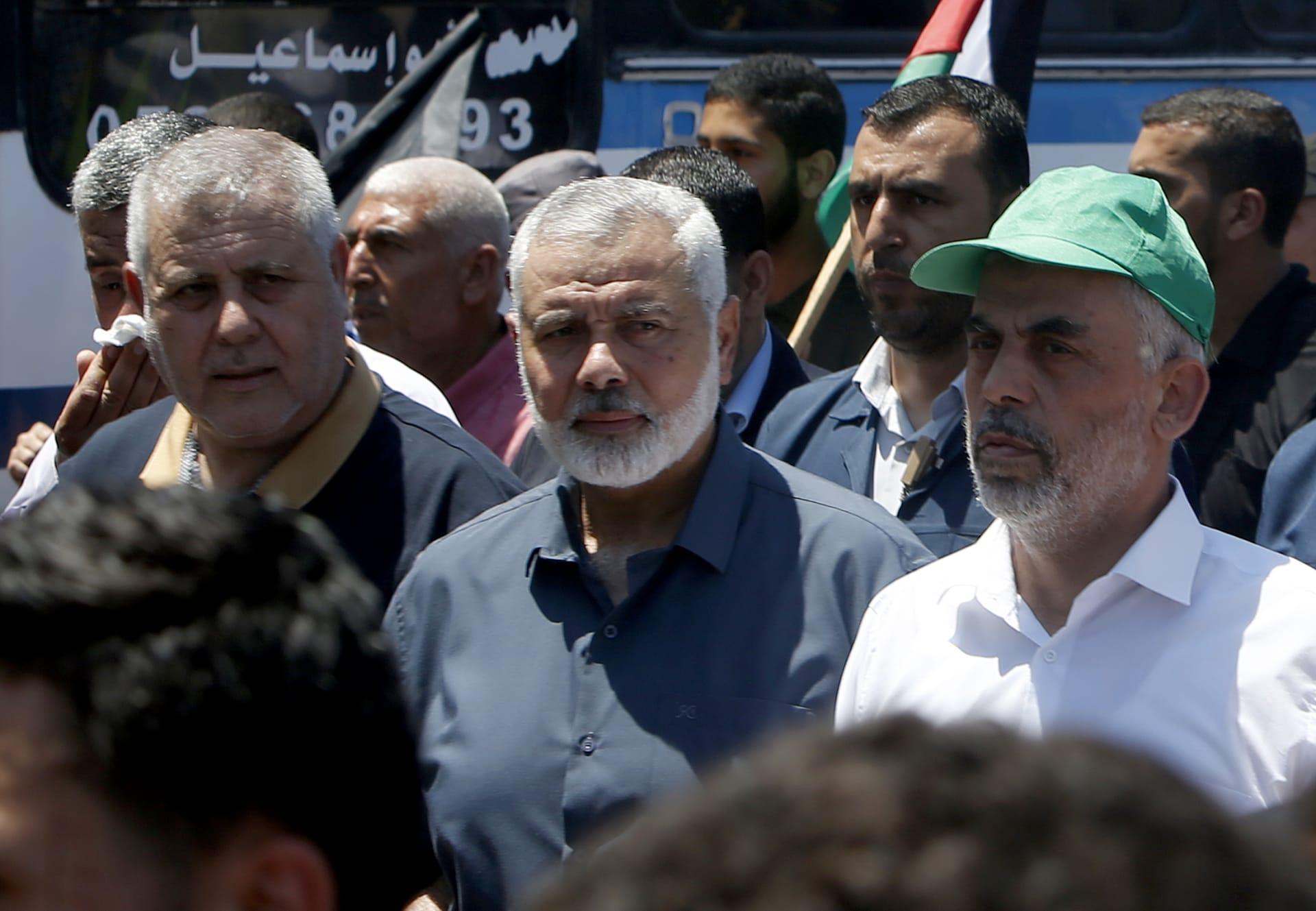 حماس تكشف عن اعتقال أحد قيادييها بالسعودية منذ أبريل الماضي