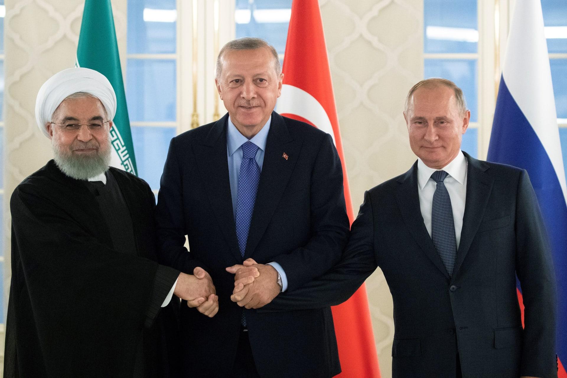 روحاني: محاولات تغيير النظام في سوريا فشلت.. ويجب حل الأزمة سياسيًا