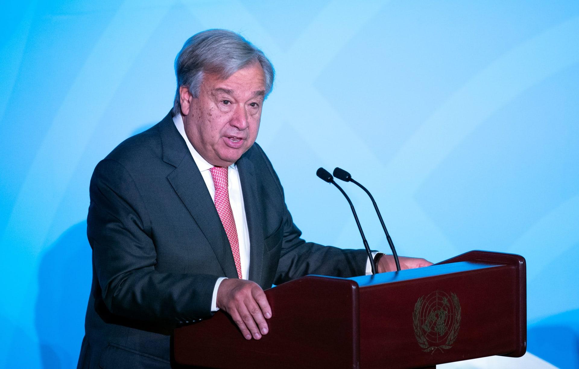"""الأمم المتحدة تعلن تشكيل """"لجنة الدستور"""" في سوريا"""