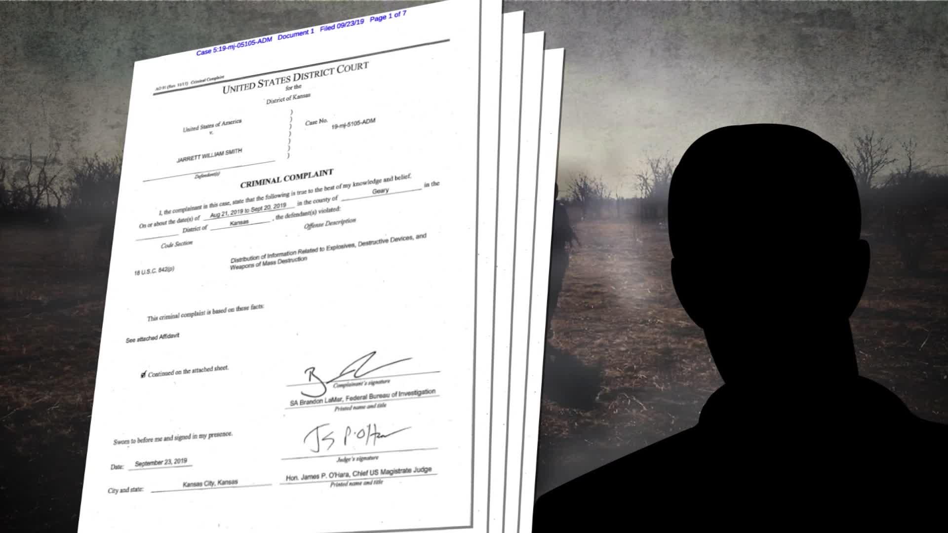 محاكمة جندي أمريكي بتهمة التخطيط لتفجير مقر لـCNN واستهداف مرشح رئاسي ديمقراطي