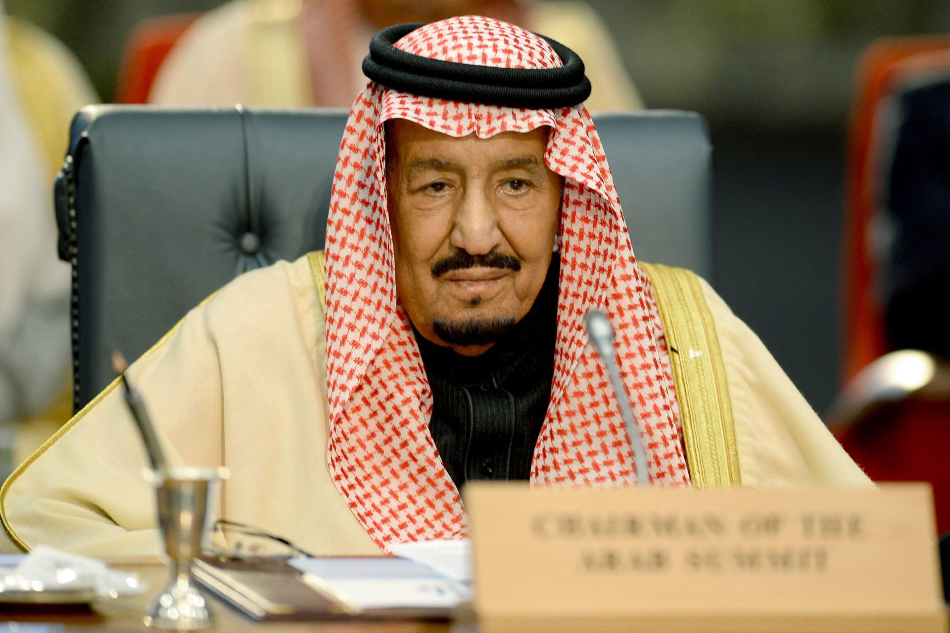 """حكومة السعودية تدعوالمجتمع الدولي لوقف """"سياسات إيران العدائية"""""""