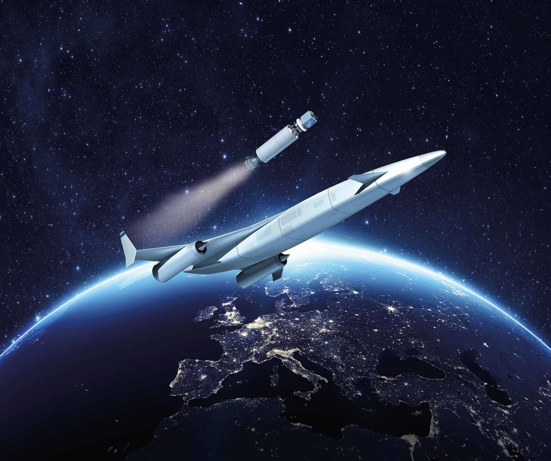 طائرة فضائية أسرع من الصوت تتعهد برحلة مدتها 4 ساعات من لندن إلى سيدني بحلول عام 2030