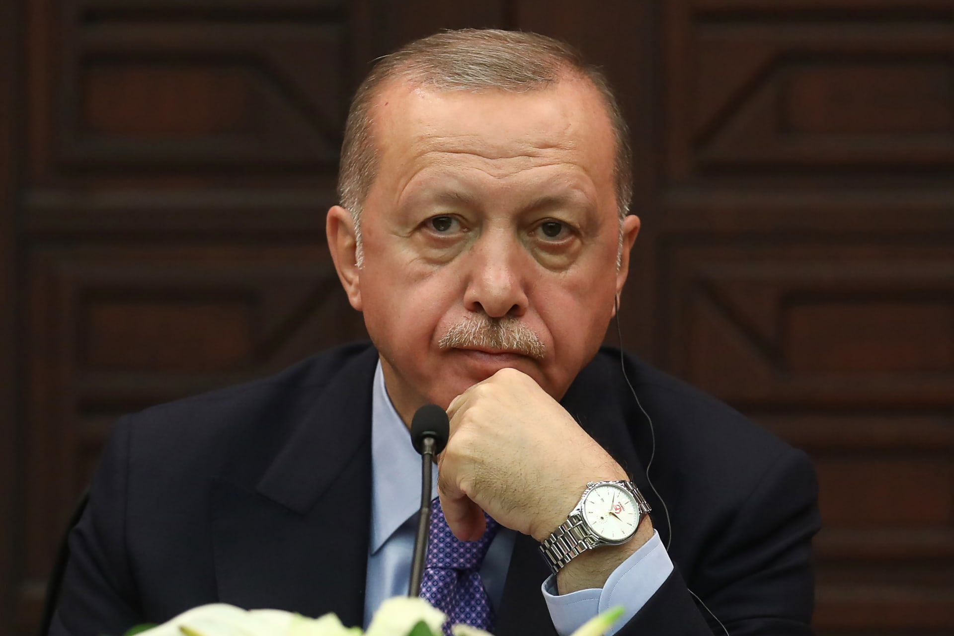أردوغان يرد على اتهامات سعودية بتلقي أموال للاهتمام بقضية خاشقجي.. ويرفض اتهام إيران بضرب أرامكو