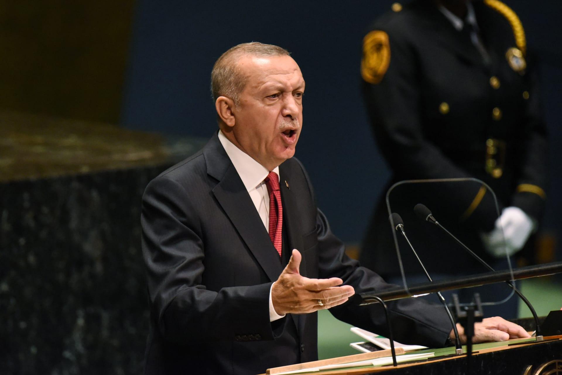 أردوغان بعد إيقاف صفقة F 35: أيقظوا المارد فليتحملوا العواقب
