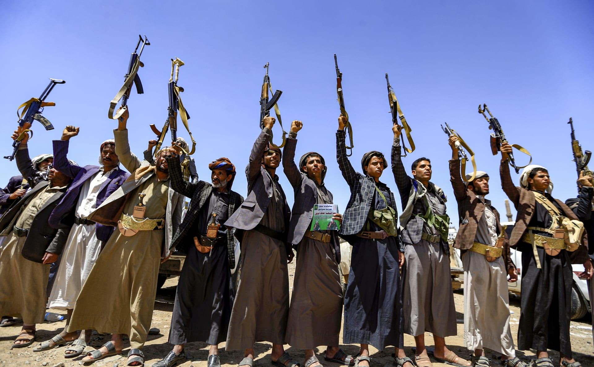 """من طرف واحد.. الحوثيون: سنطلق سراح 350 من """"أسرى التحالف"""" اليوم بالتنسيق مع الأمم المتحدة"""