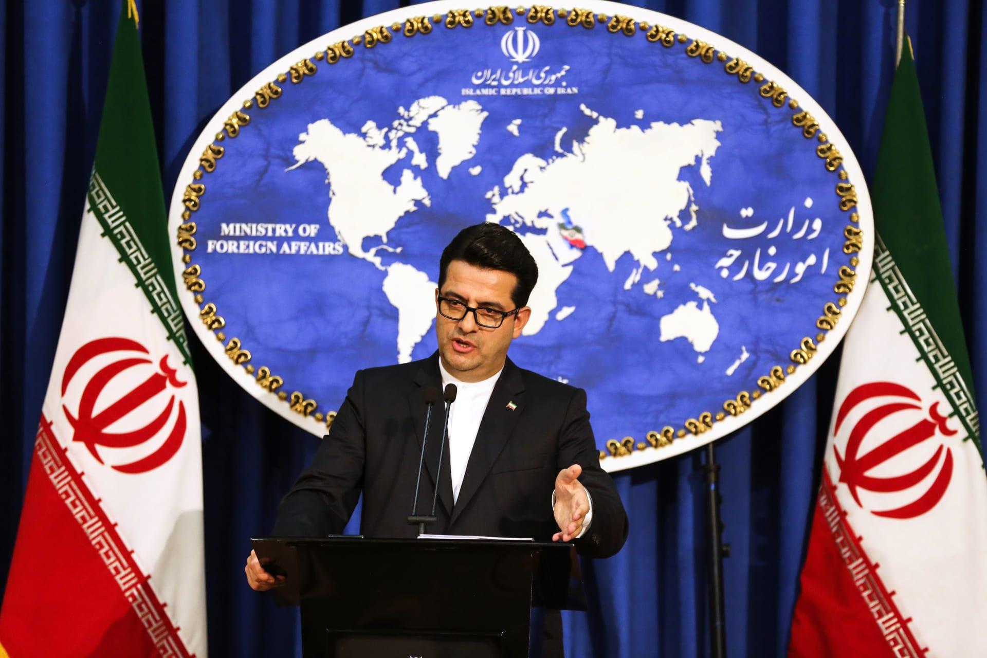 إيران: تصريحات ترامب بها أكاذيب.. ولا نهتم بإجراءات عزله