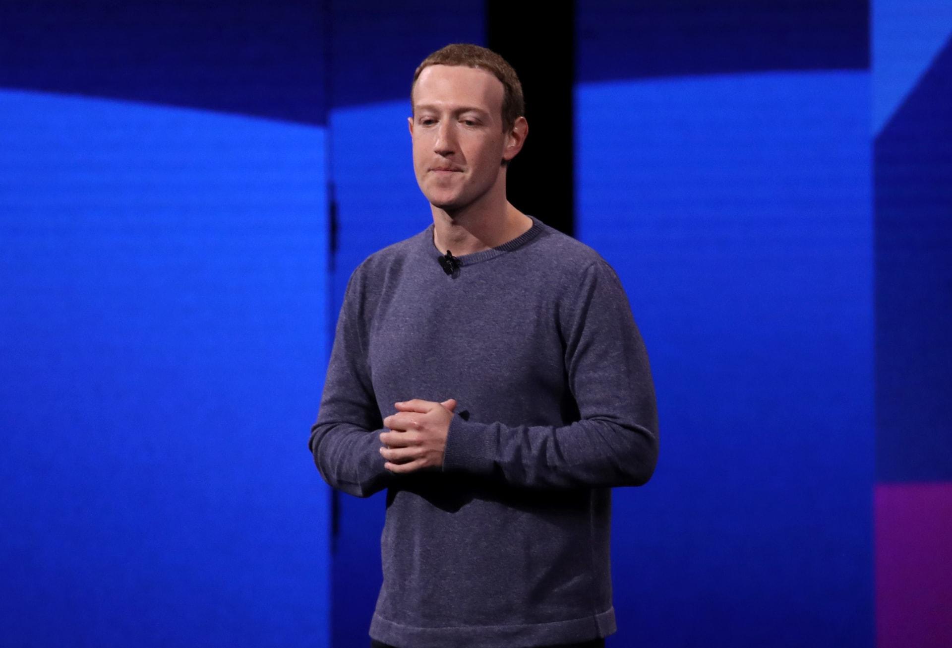 تسريب صوتي يكشف موقف زوكربيرغ من مرشحة للرئاسة الأمريكية تسعى لتفكيك فيسبوك