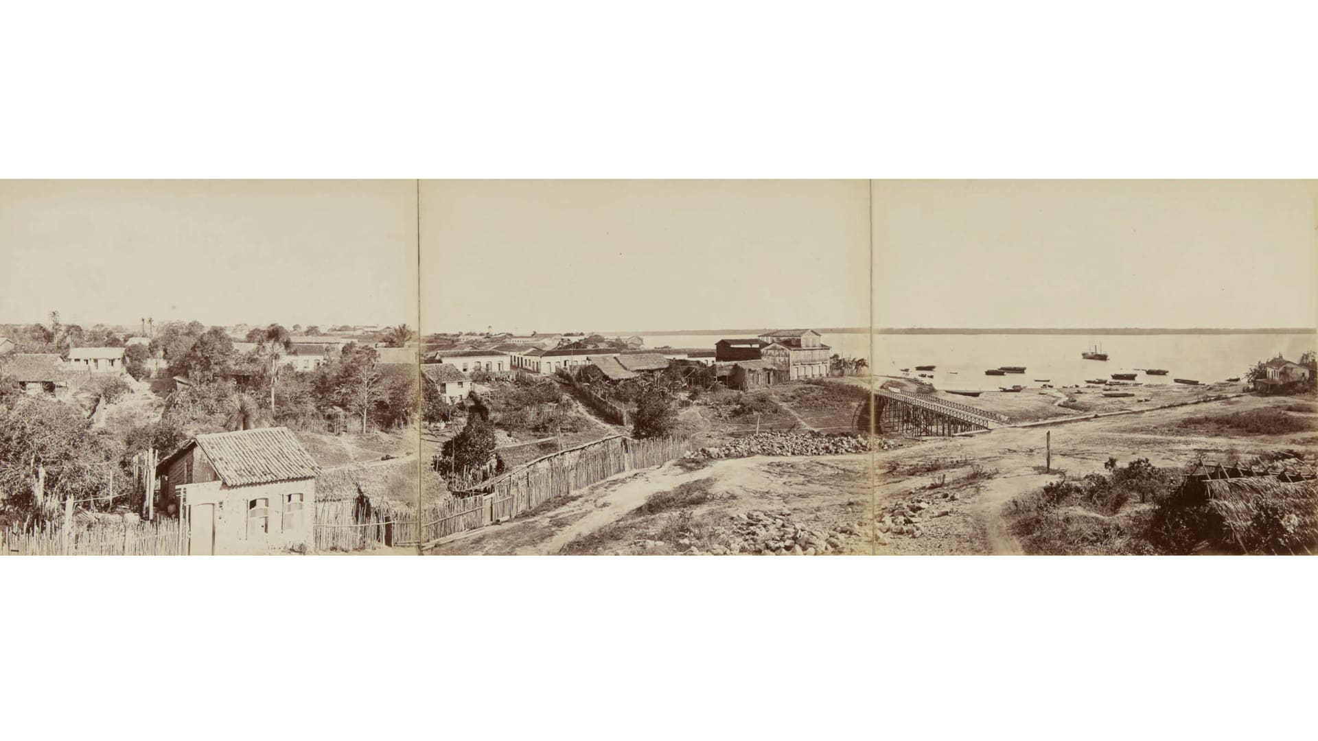 صور نادرة من القرن التاسع عشر تبين الماضي المزدهر لغابات الأمازون