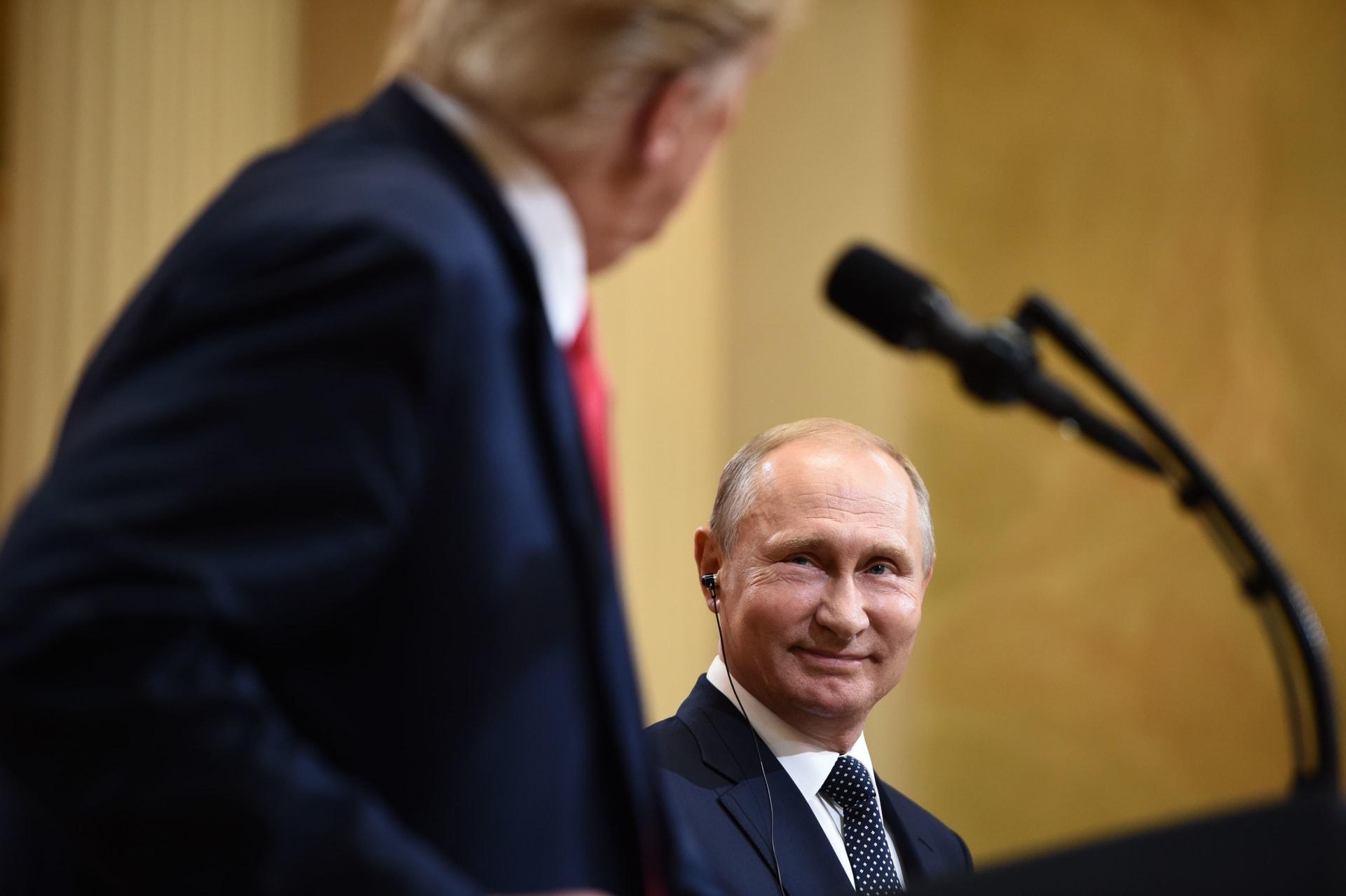 بوتين يؤيد نشر تفاصيل لقائه ترامب في قمة هلسنكي: أي محادثة يمكن أن تصبح علنية