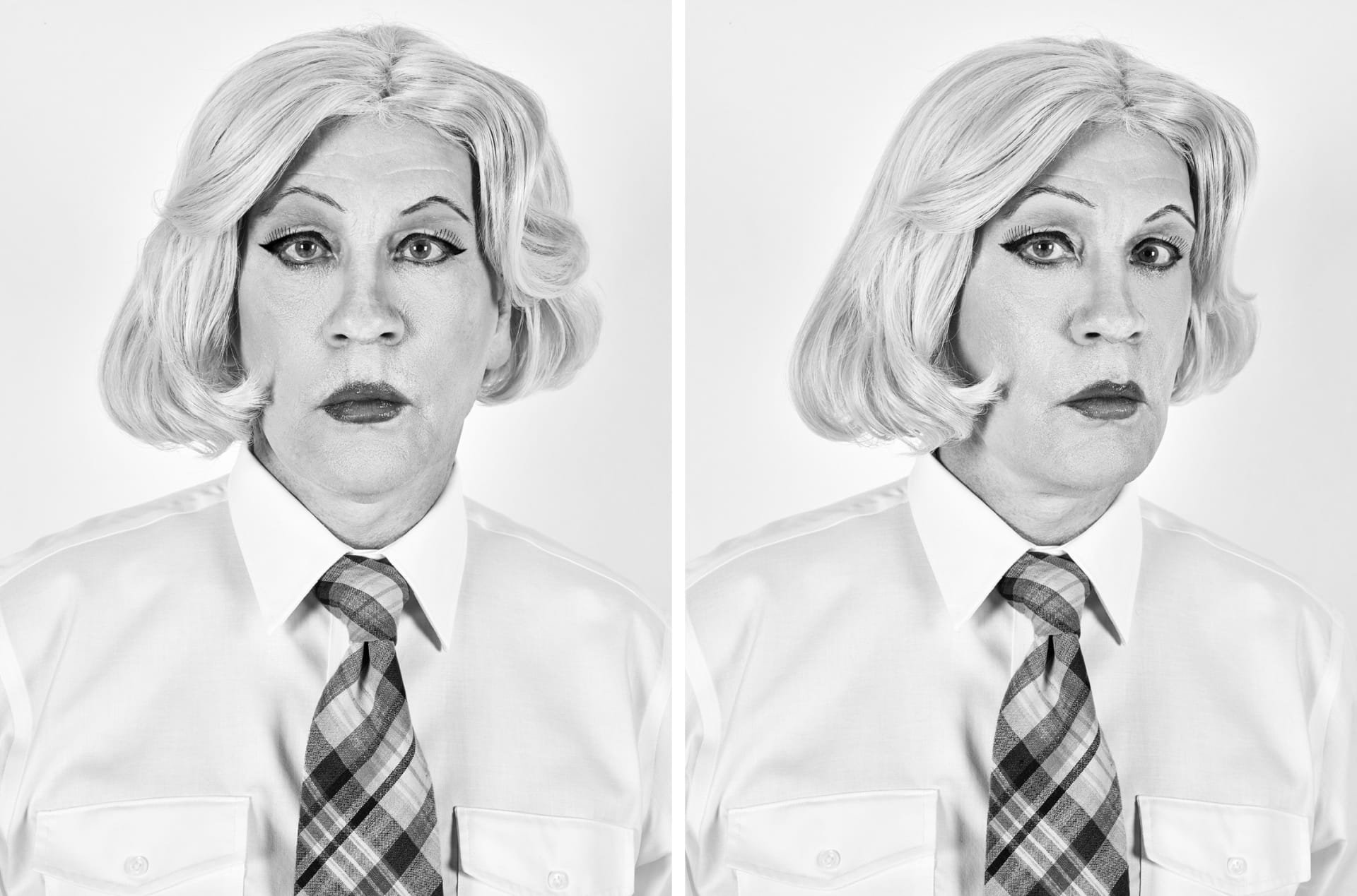 مصور أمريكي يعيد إحياء لقطات لأشهر الشخصيات التاريخية