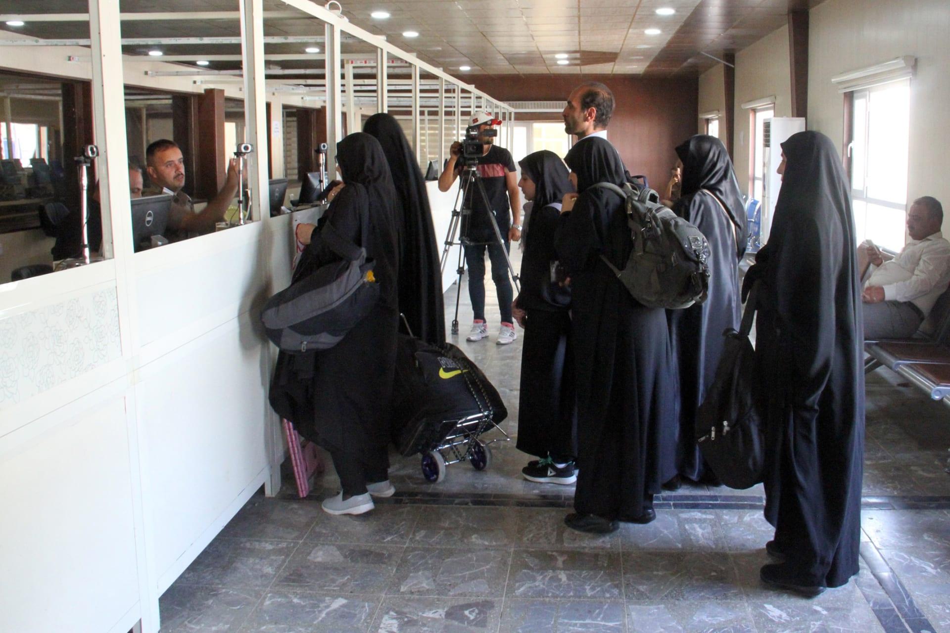لمدة شهرين.. إيران تلغي شرط تأشيرة دخول العراقيين إلى البلاد