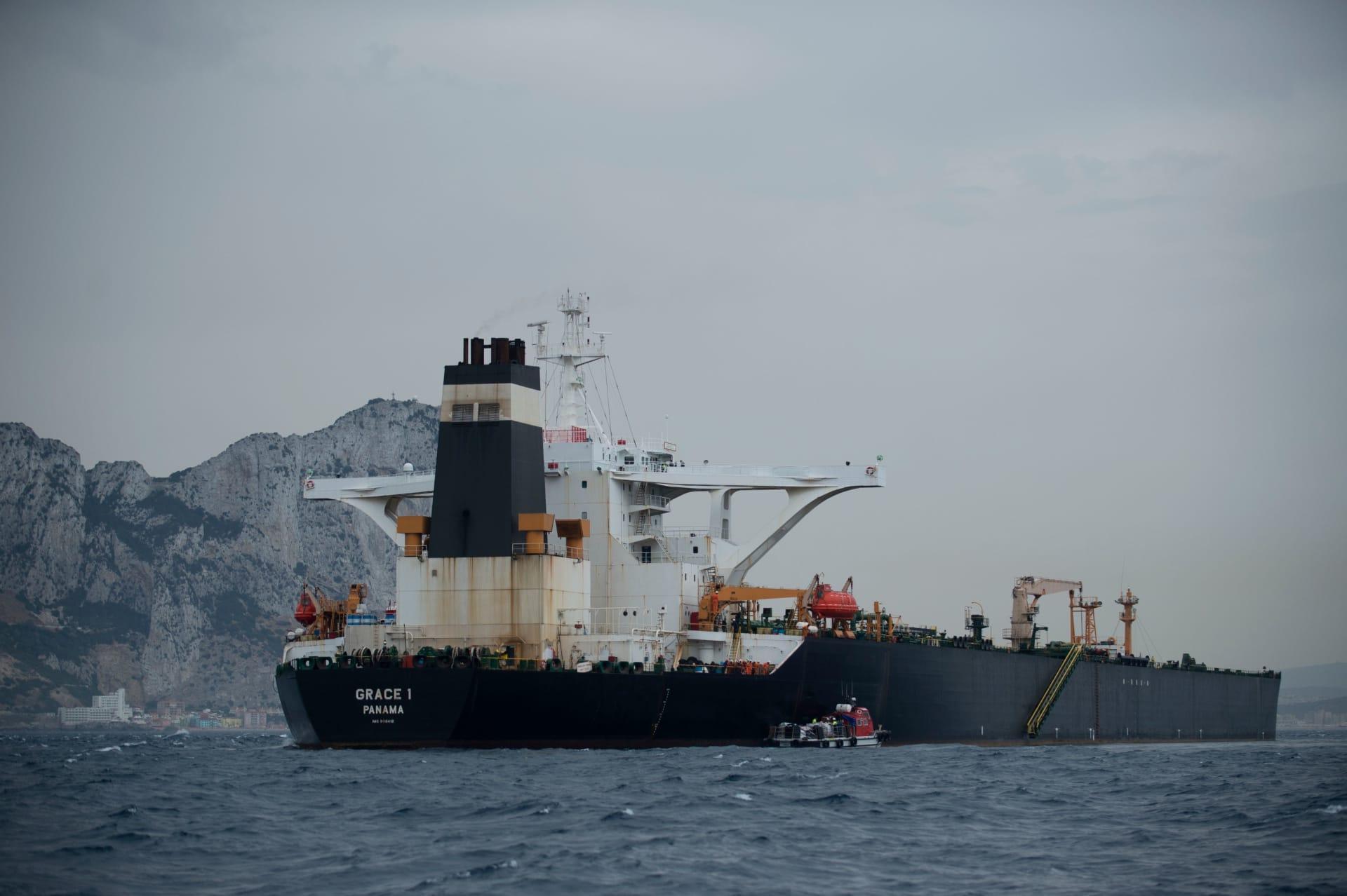 مارين ترافيك: ناقلة النفط الإيرانية التي قيل إنها أصيبت بصواريخ تتحرك جنوبًا بالبحر الأحمر