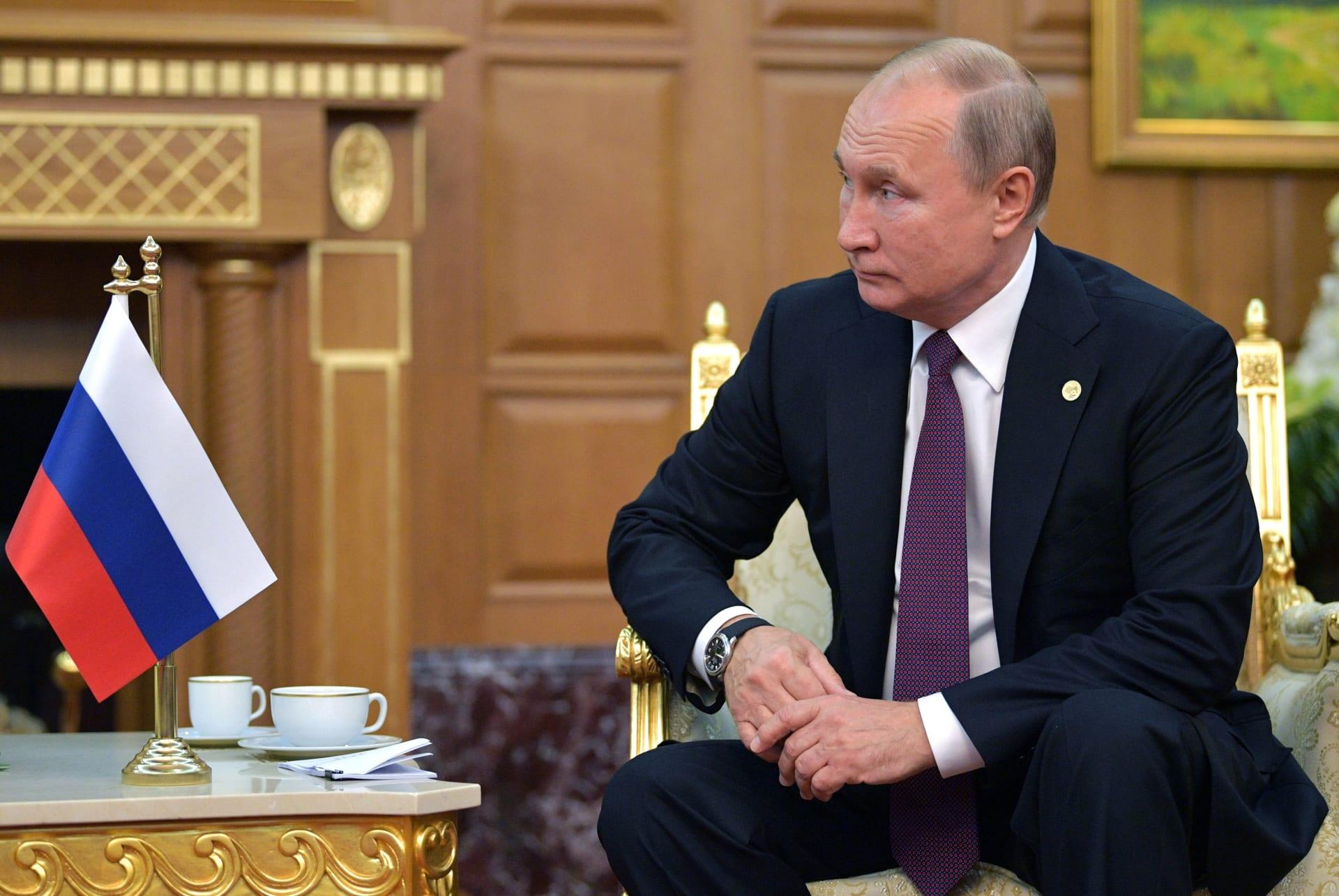 الرئيس الروسي بوتين يصل الرياض في زيارة هي الأولى منذ 12 عامًا